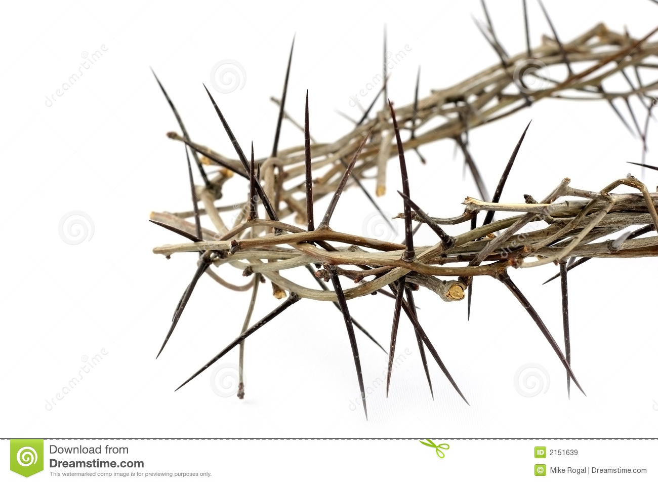 Crown Of Thorns - Easter Royalty Free Stock Images - Image: 2151639