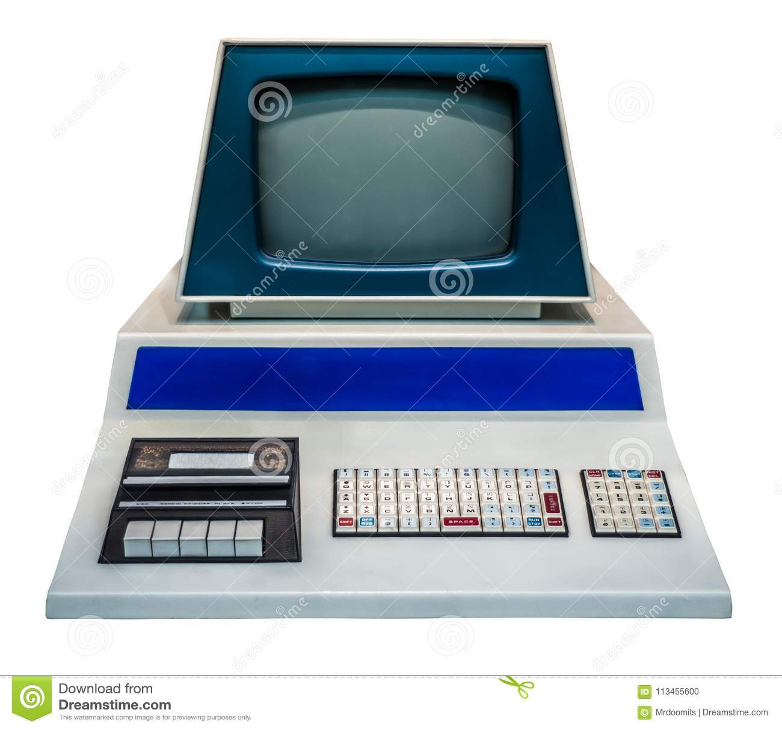 Cru personnel d ordinateur