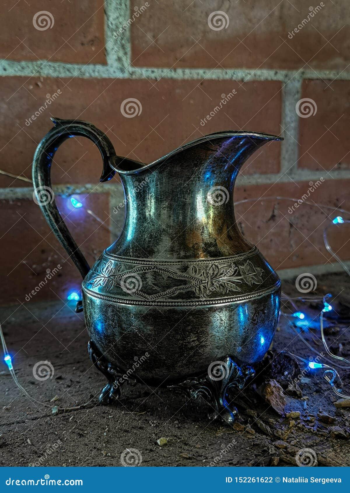 Cruche magique de génies Lampe des génies d Aladdin magique