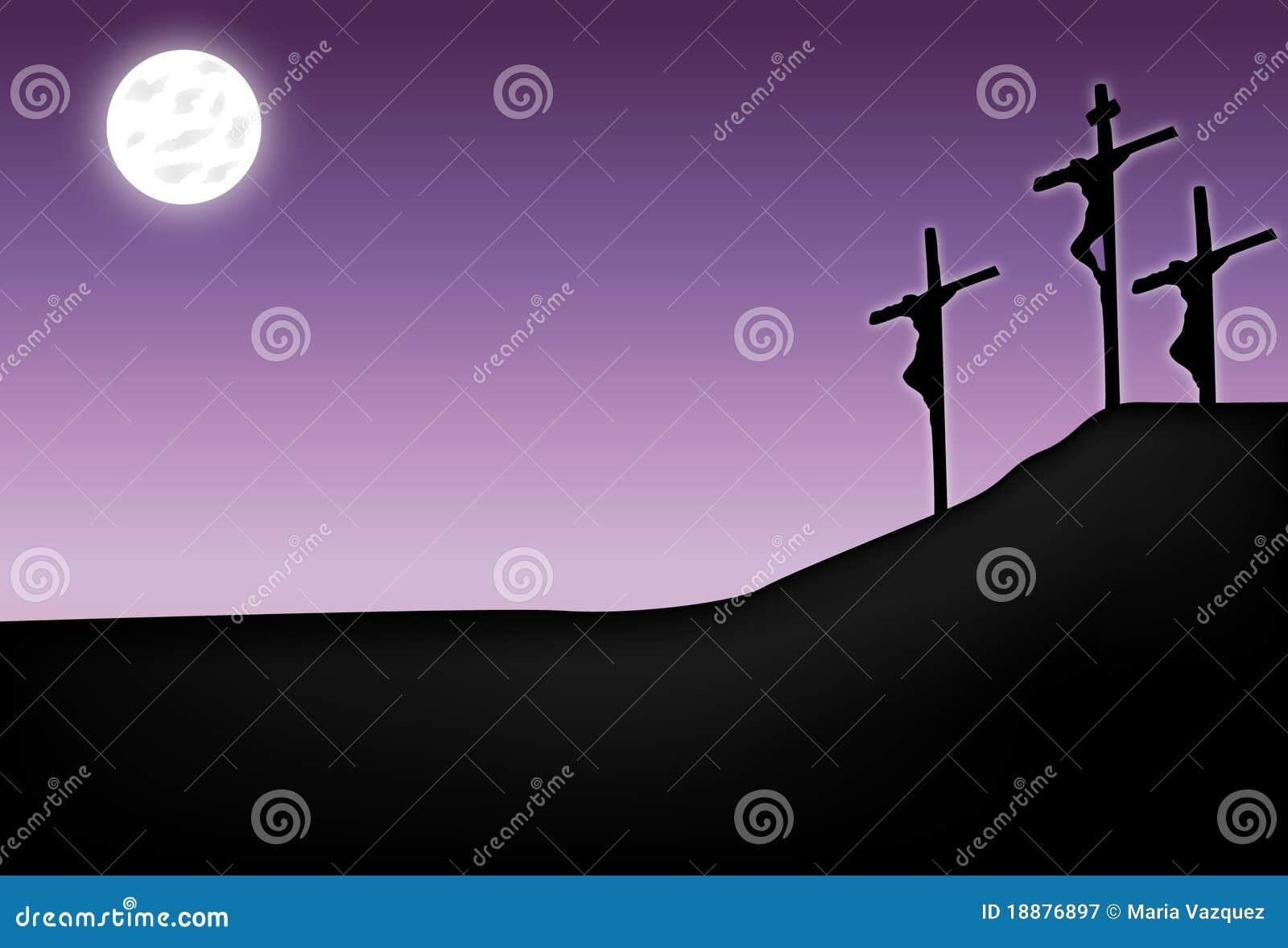 Crucificação do Jesus Cristo