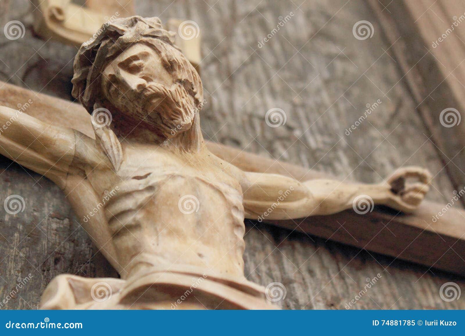 A crucificação do Jesus Cristo