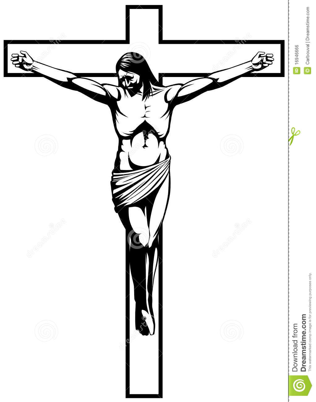 Crucifixion Royalty Free Stock Image Image 16946666