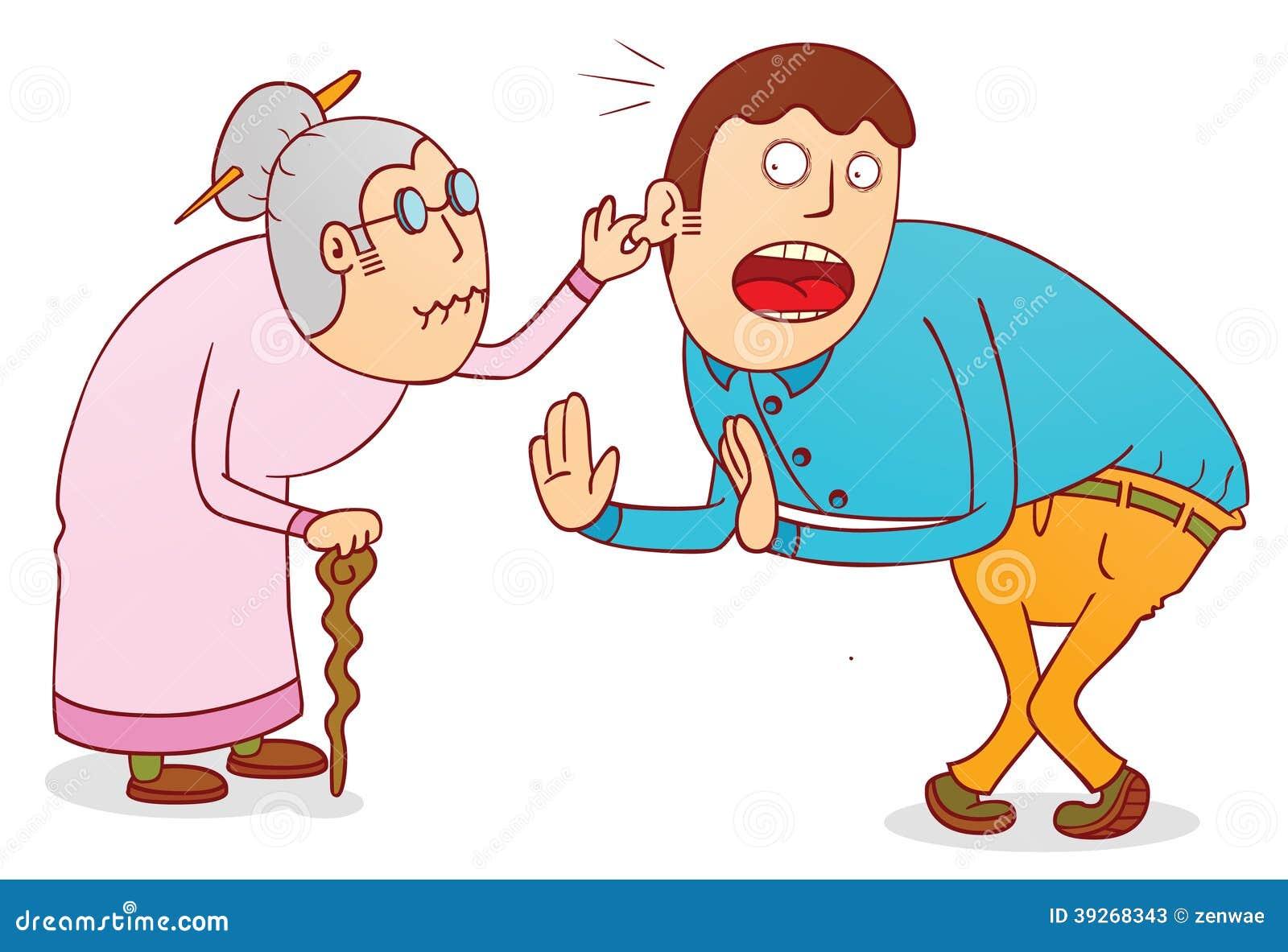 funny granny clipart - photo #37