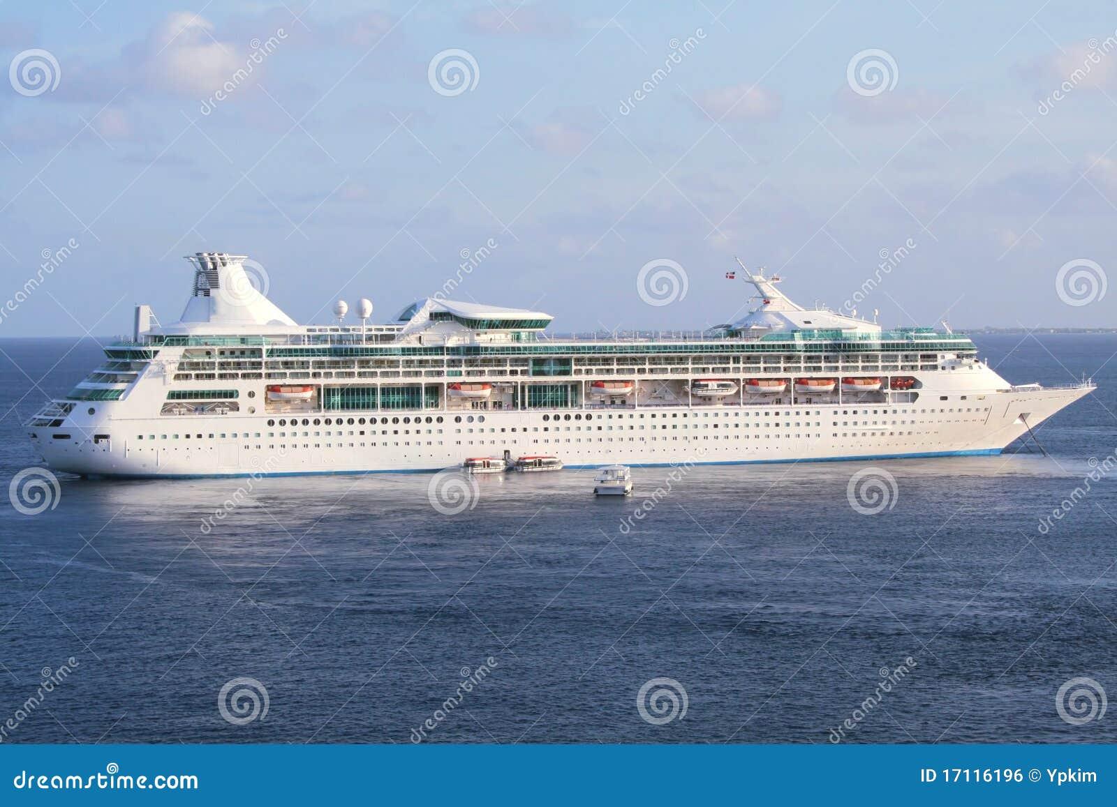 Cruise Ship Royalty Free Stock Image Image 17116196