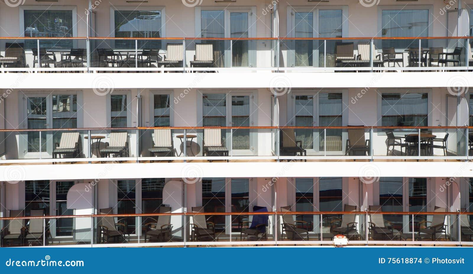 Cruise ship balcony background stock photo image 75618874 for All balcony cruise ship