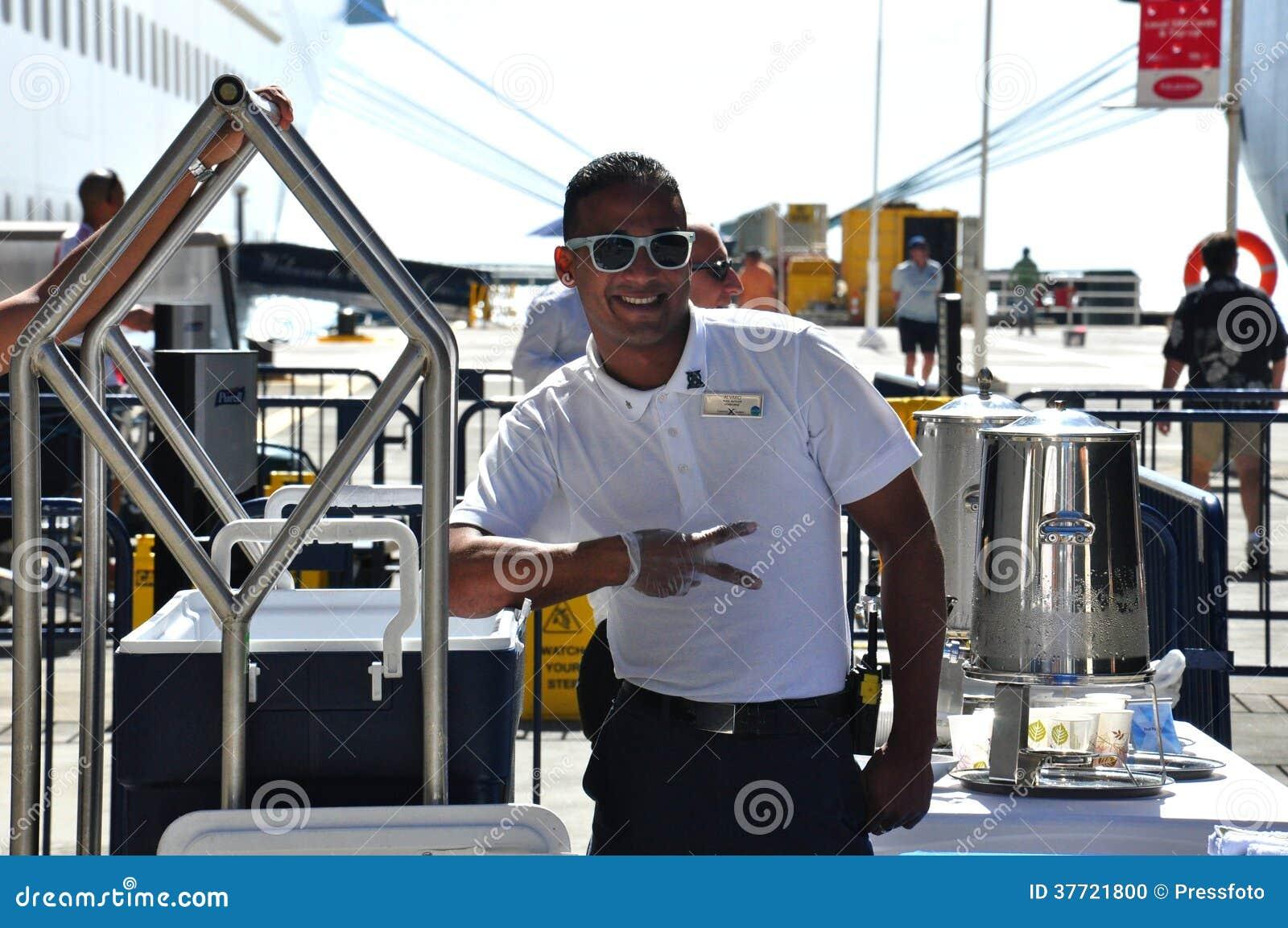 26 Original Cruise Ship Crew Members Fitbudha Com