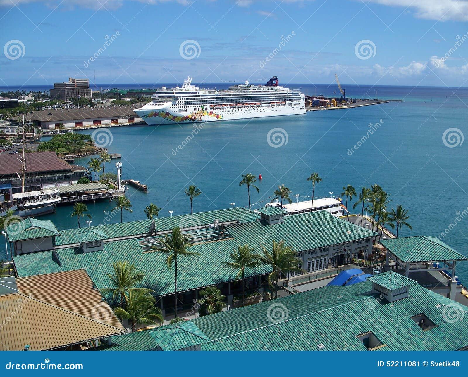 Cruise Ship Stock Photo  Image 52211081