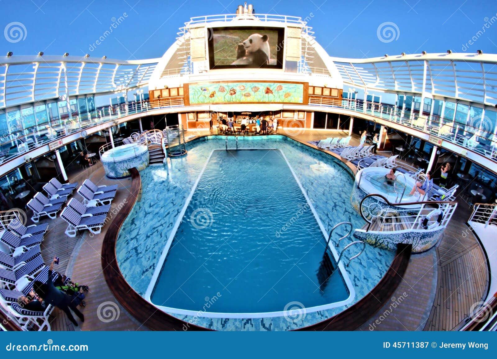 Cruise Ship Stock Image Image Of Ocean Boat Swim River - Cruise ship movie