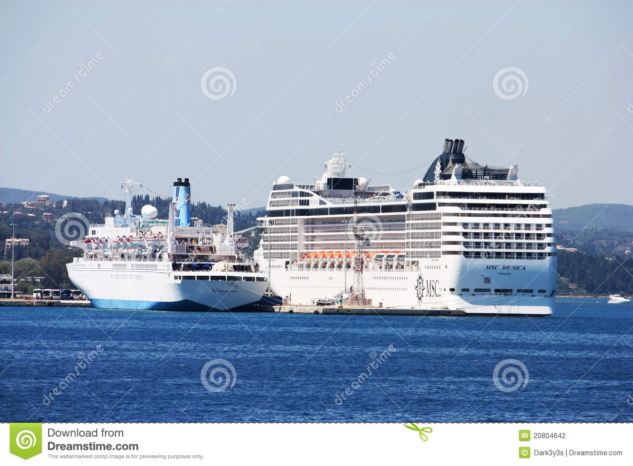 cruise ships editorial photography image 20804642