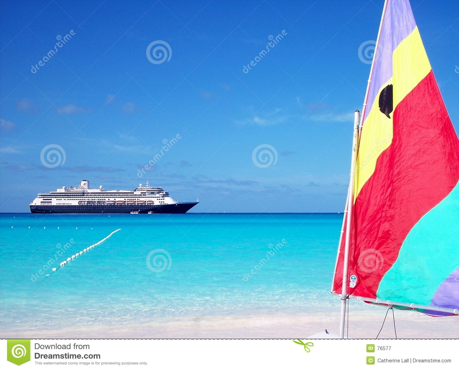 Cruiseliner samogłów