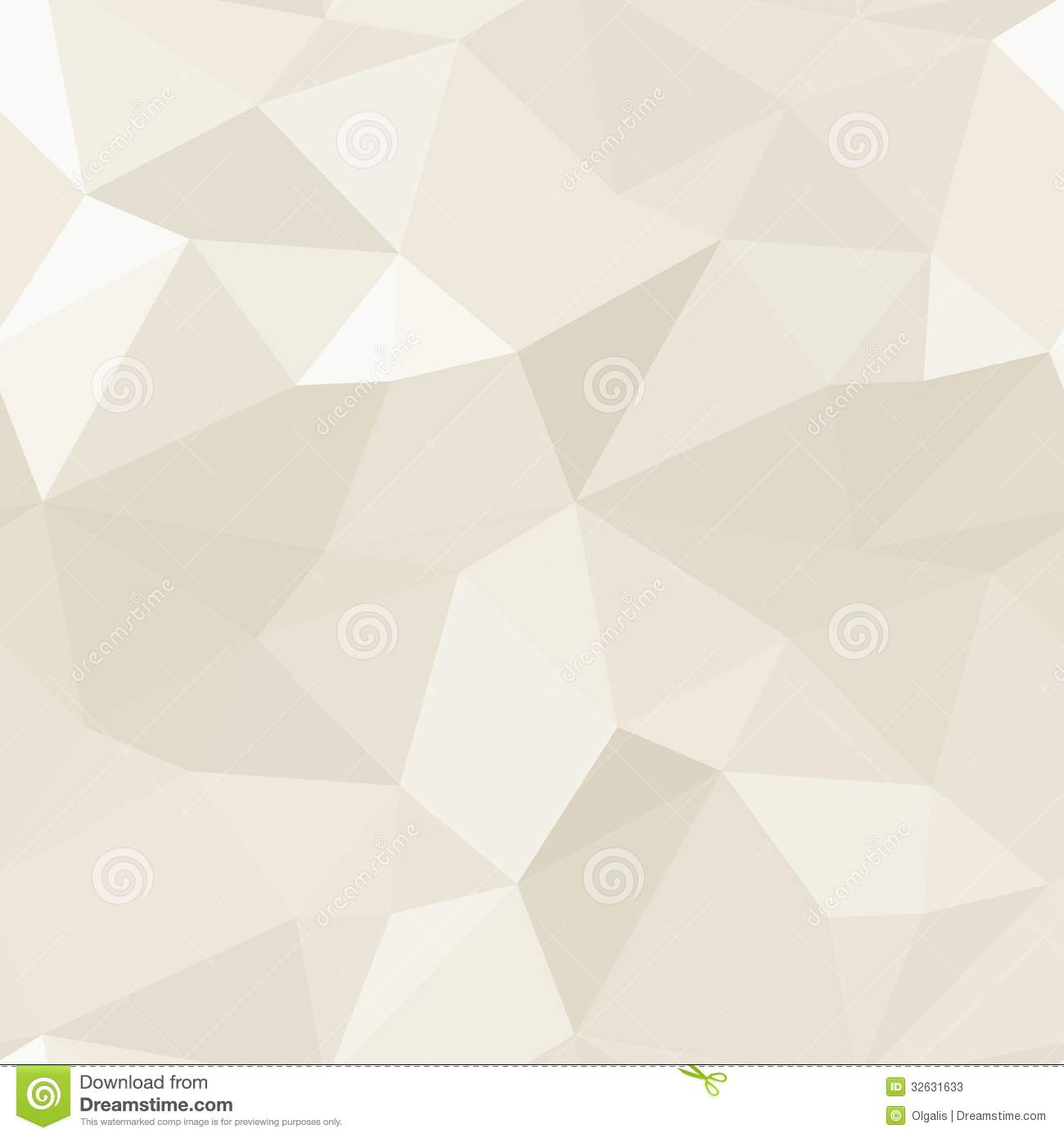 Crumpled paper seamless pattern stock illustration for Wallpaper sites