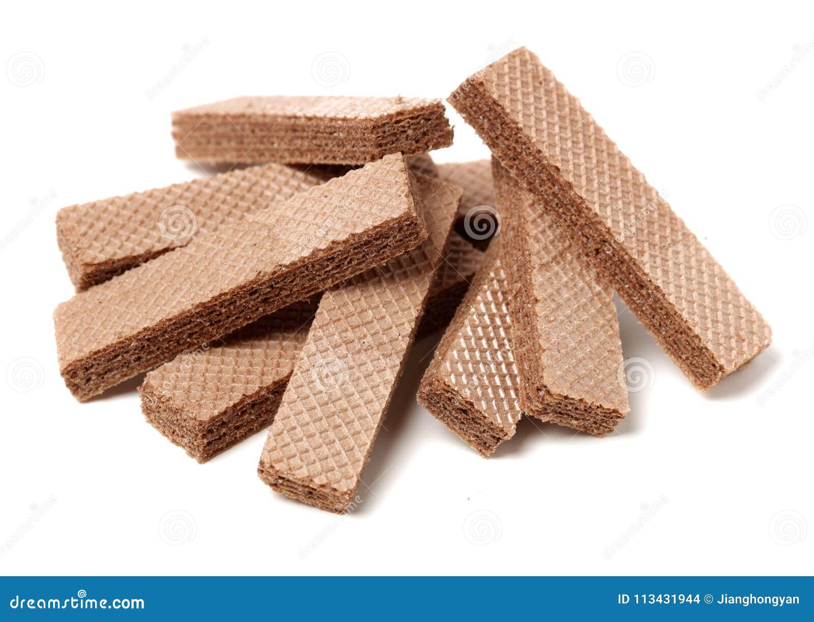 Crunchy czekoladowi opłatki