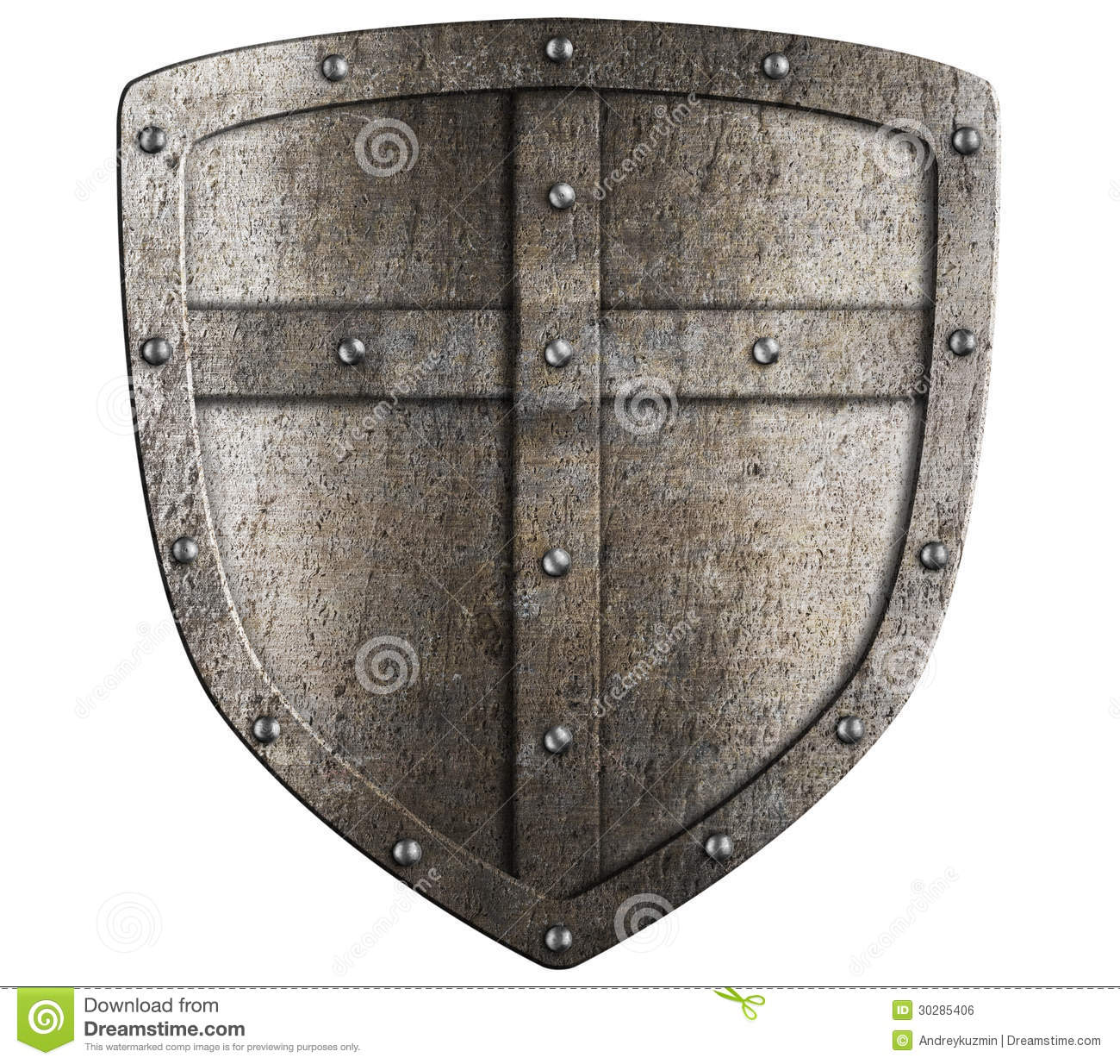 how to make a metal shield