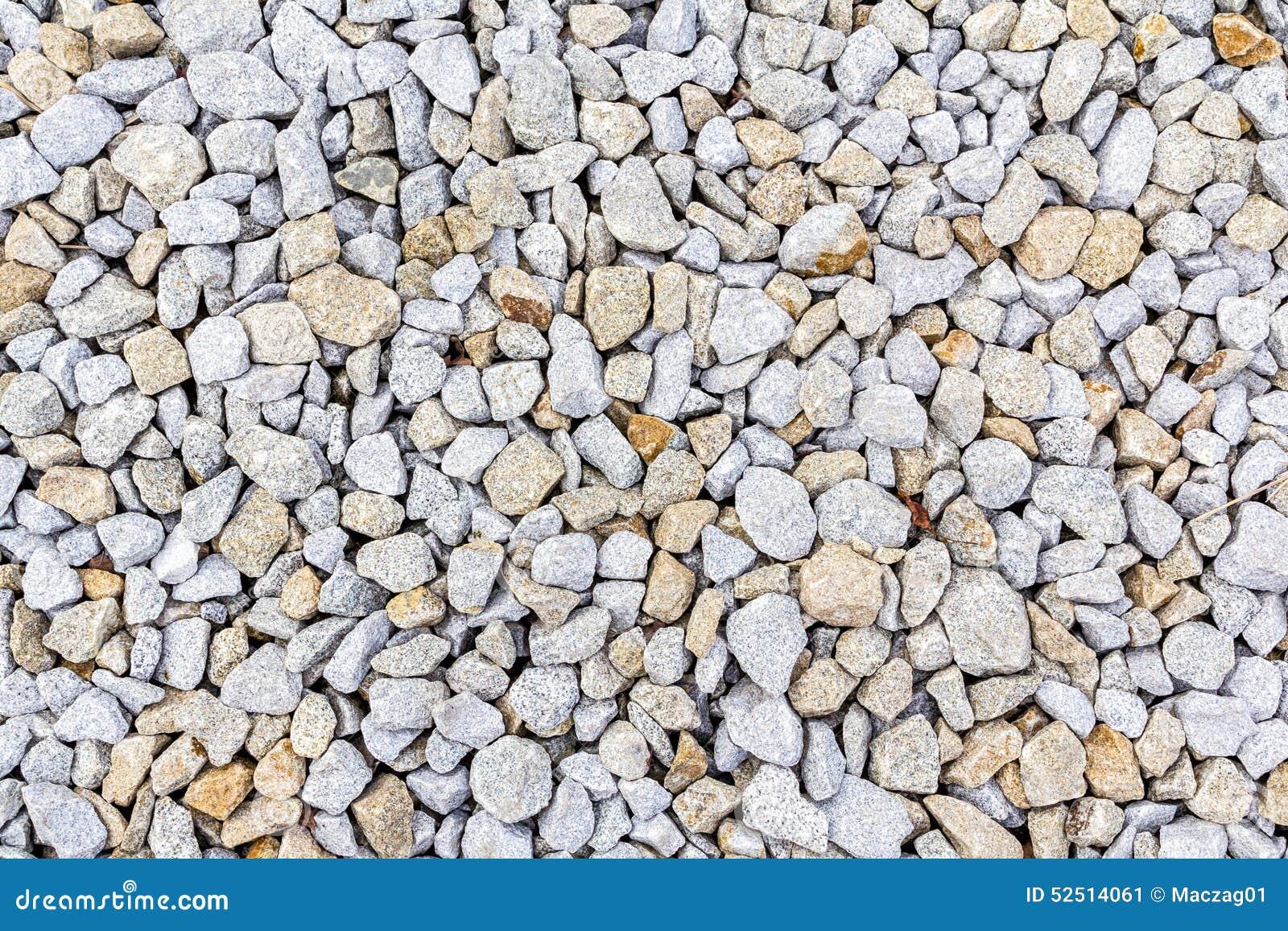 Crushed Stone Aggregate : Crushed rock gravel stock image cartoondealer