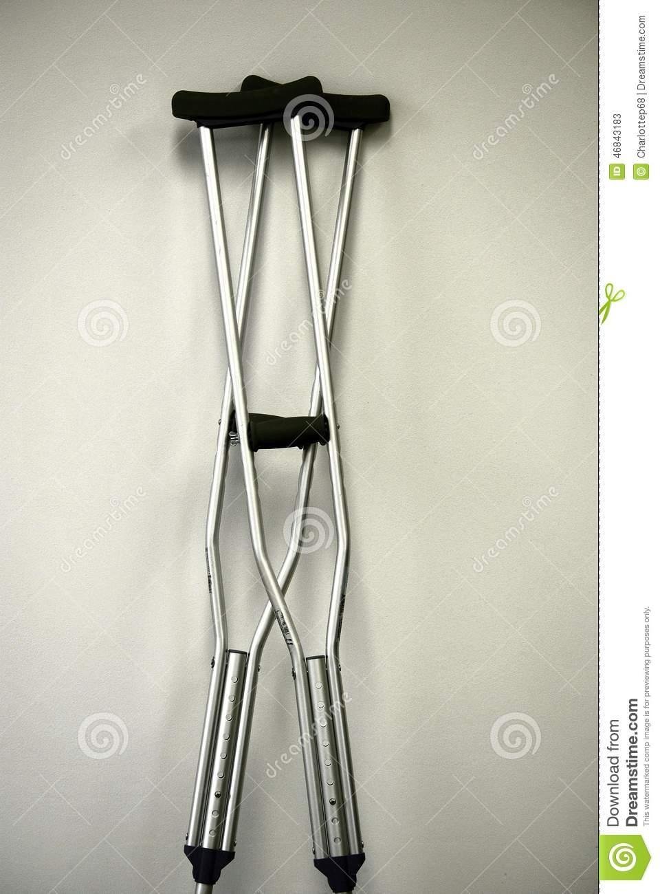 how to make crutches not hurt