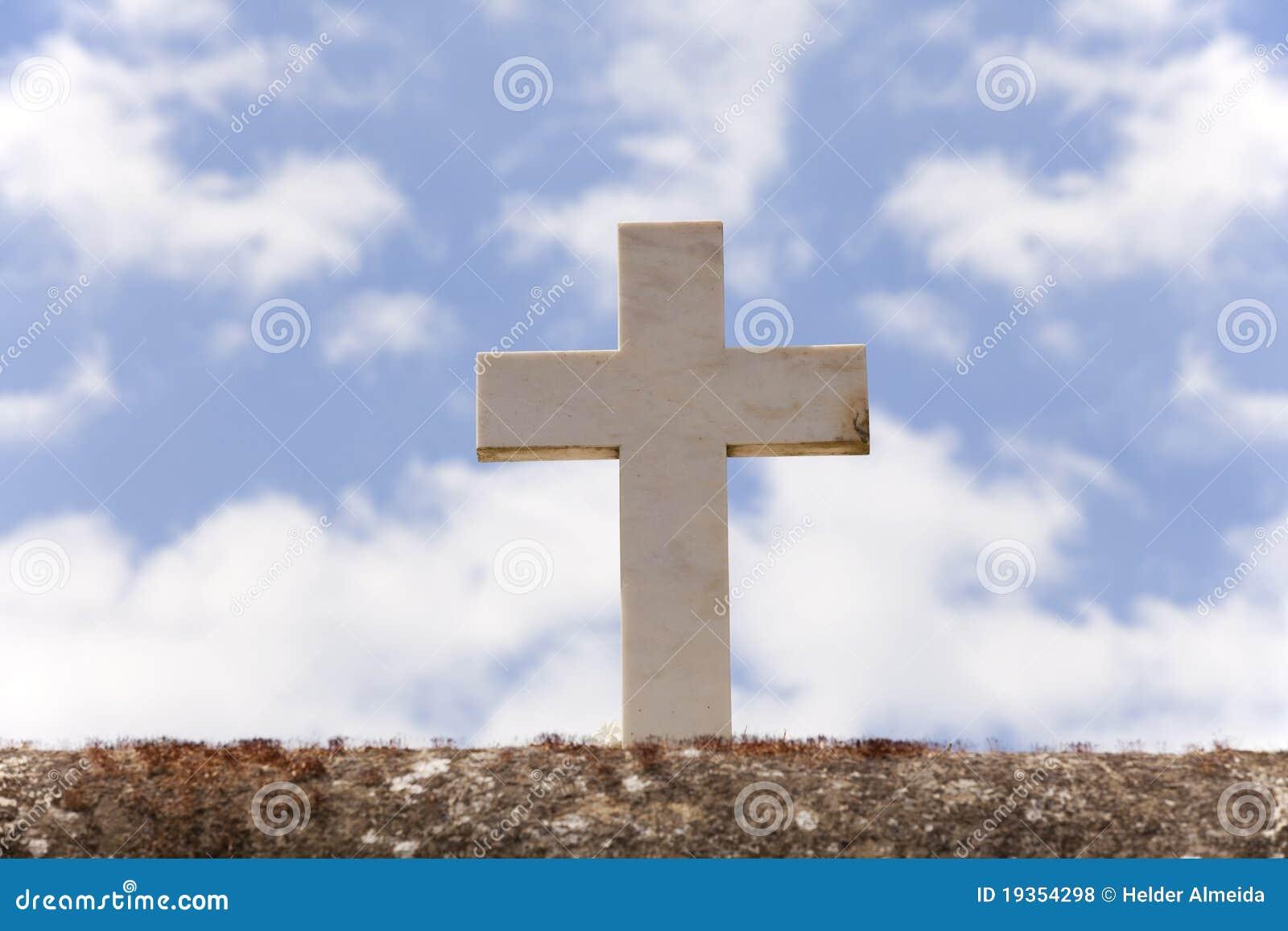 Cruz de pedra