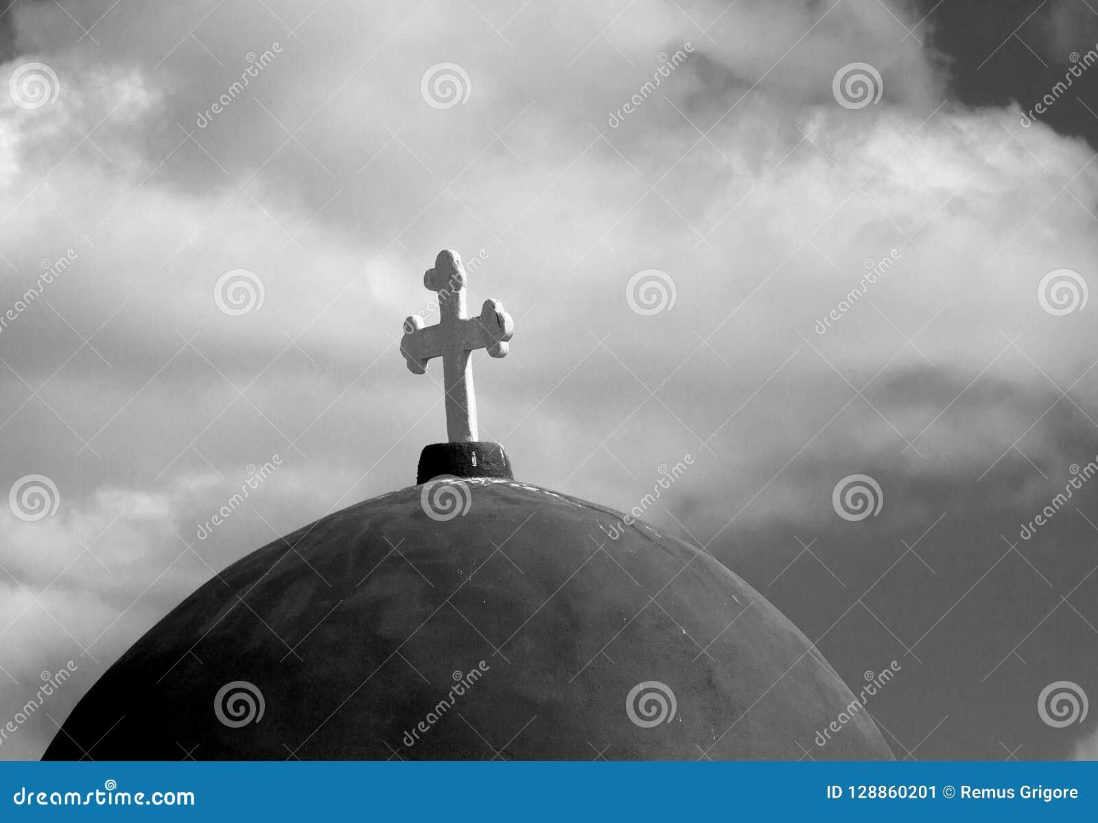 Cruz ortodoxo velha