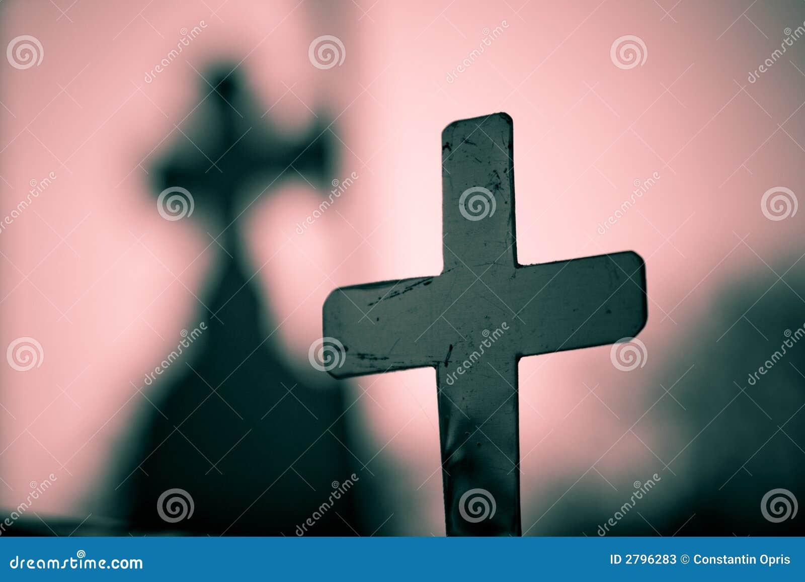 Cruz y sombra