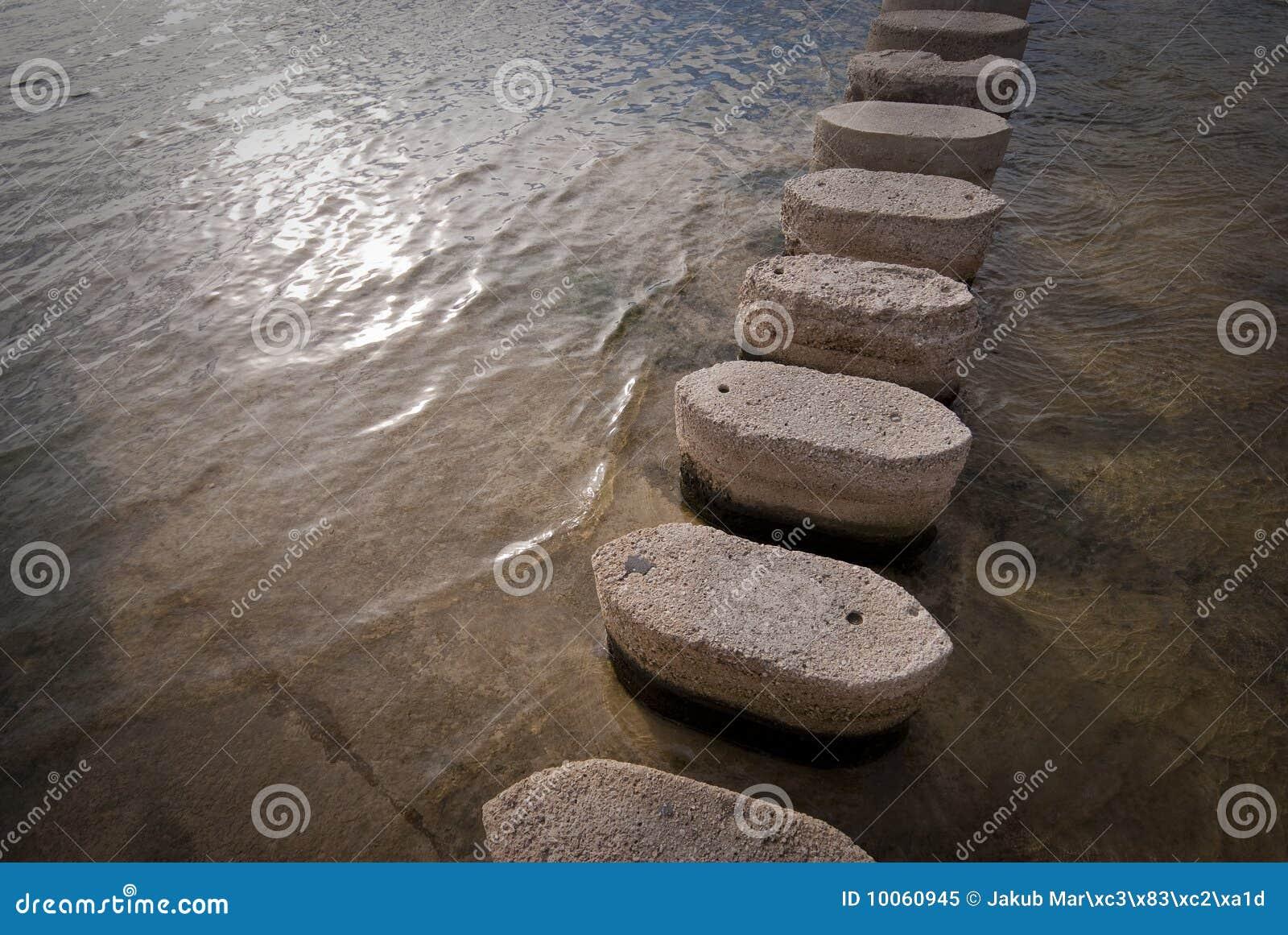 Cruzamento da água
