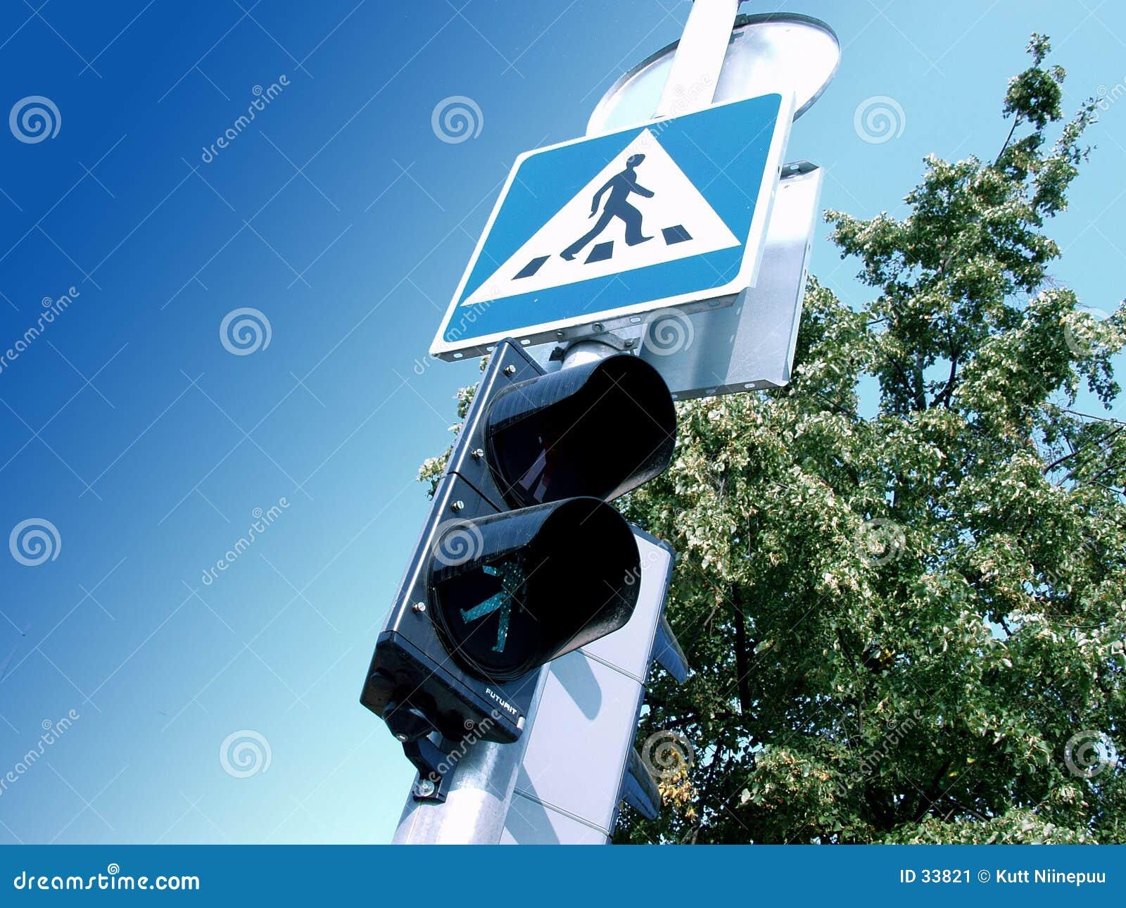 Cruzamento da rua