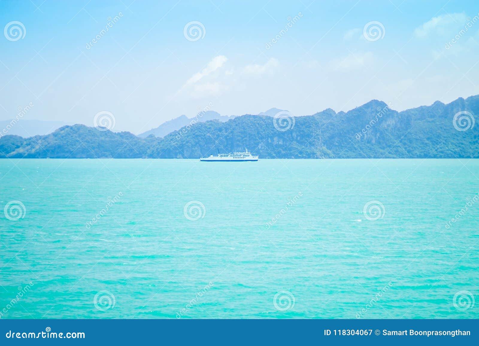 Cruzamento do ferryboat