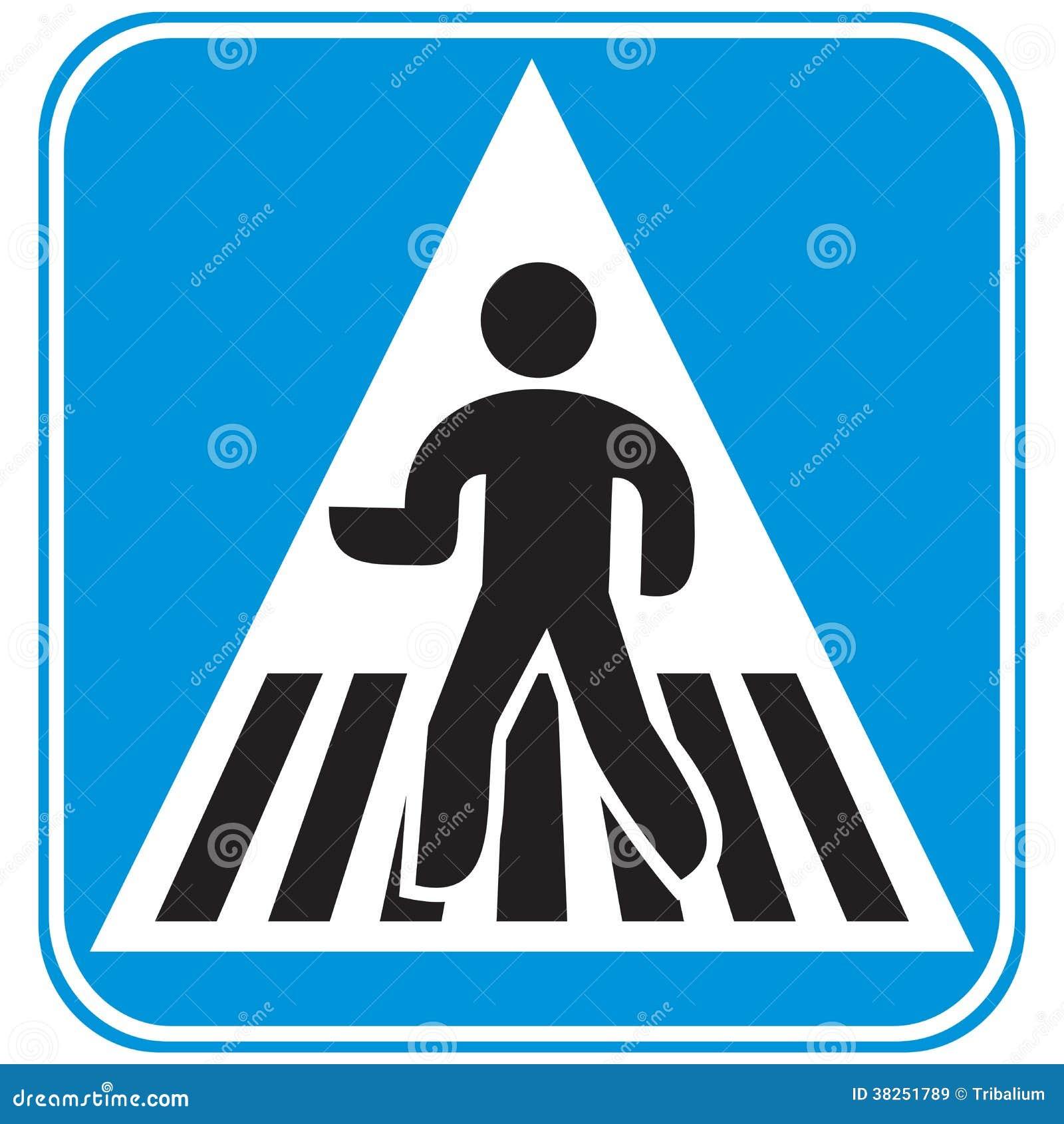 Cruzamento pedestre