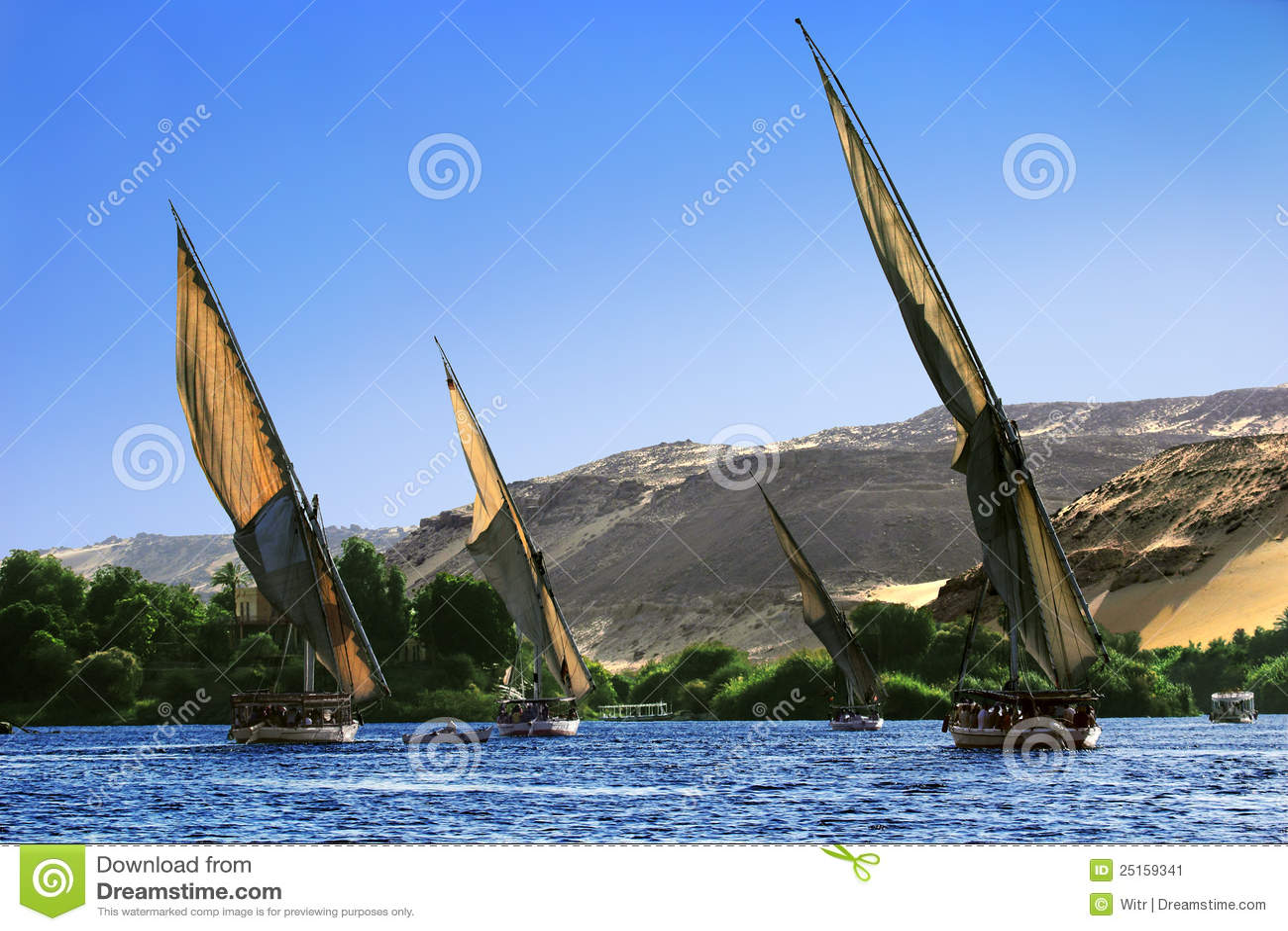 Cruzeiro de Felucca Nile