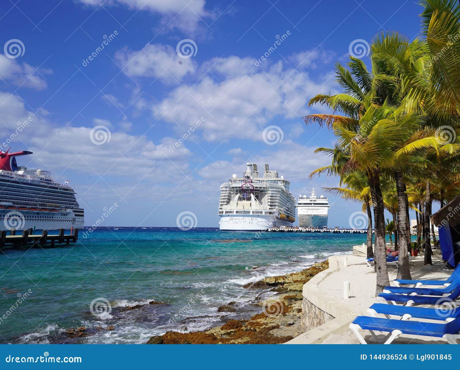 Cruzeiro e praia