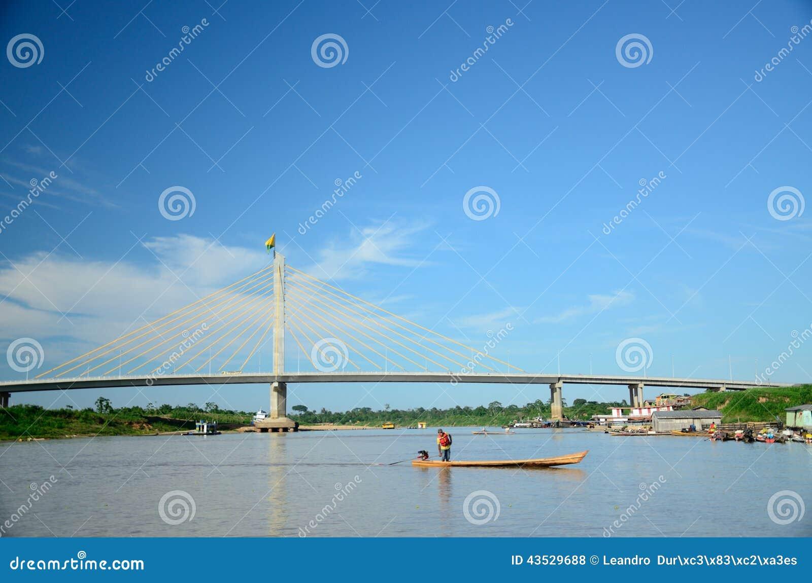 Cruzeiro robi Sul mostowi