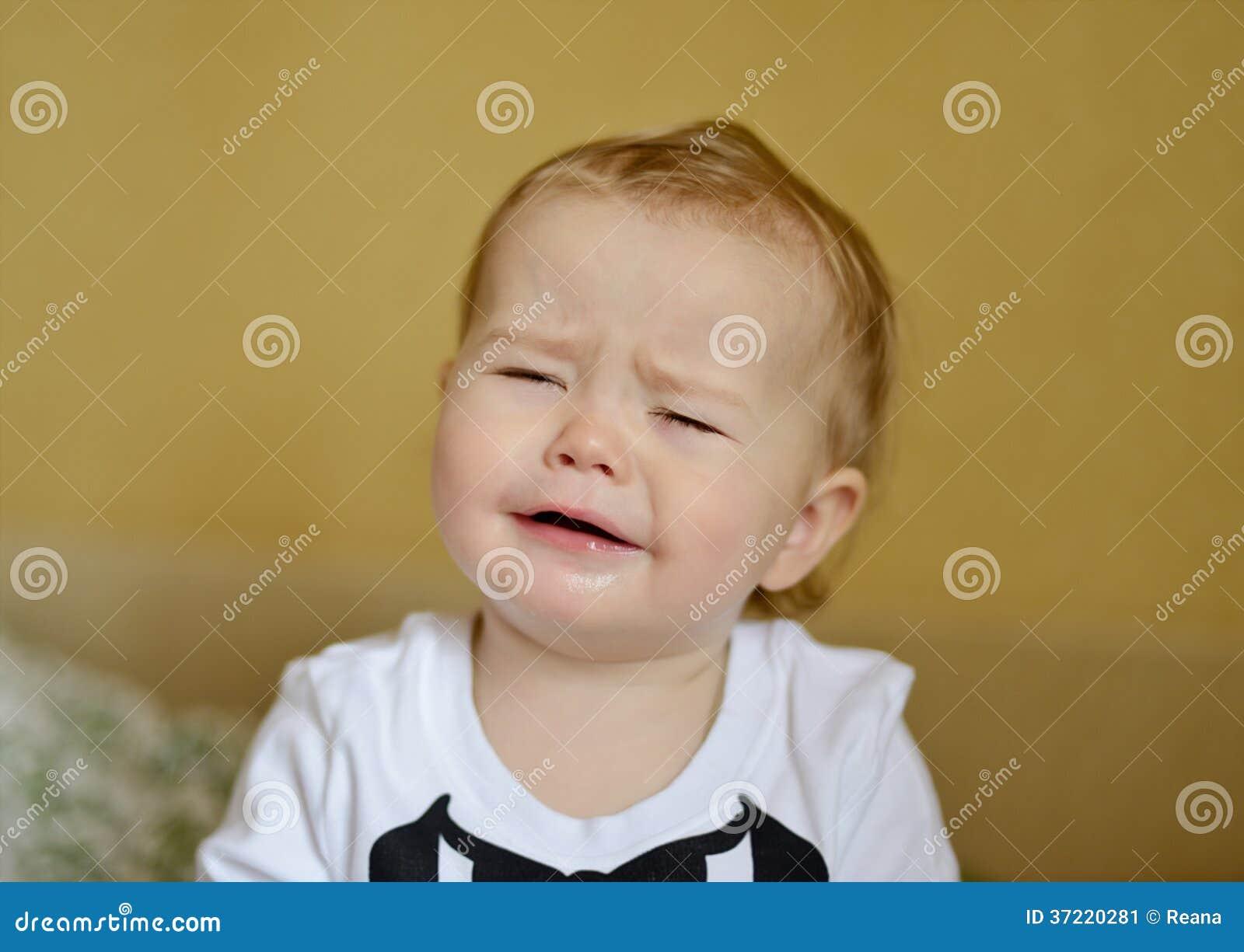 Грустное лицо фото детей