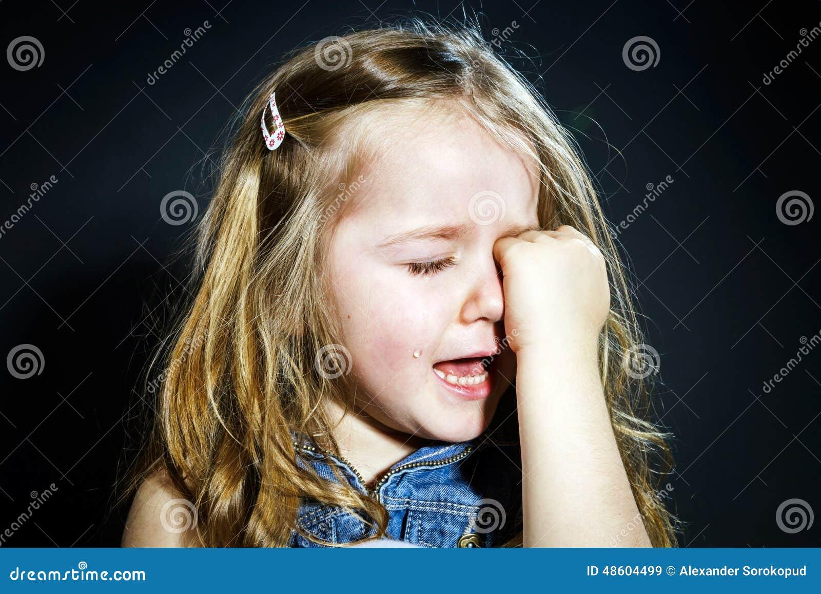 Free girls crying porn
