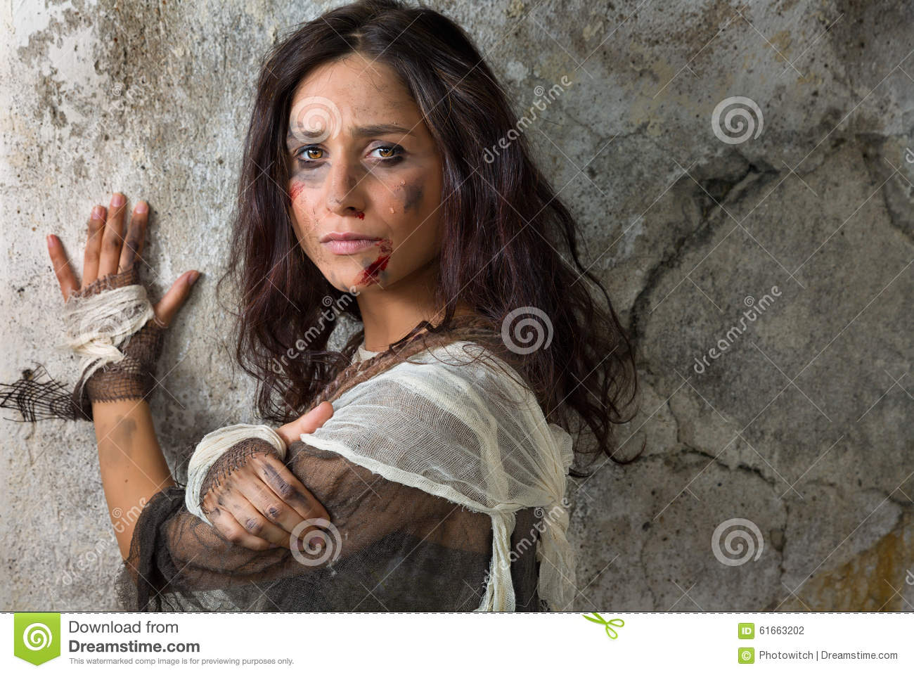 Fantastic Crying Homeless Woman Stock Photo Image Of Dirty Filthy Interior Design Ideas Inesswwsoteloinfo