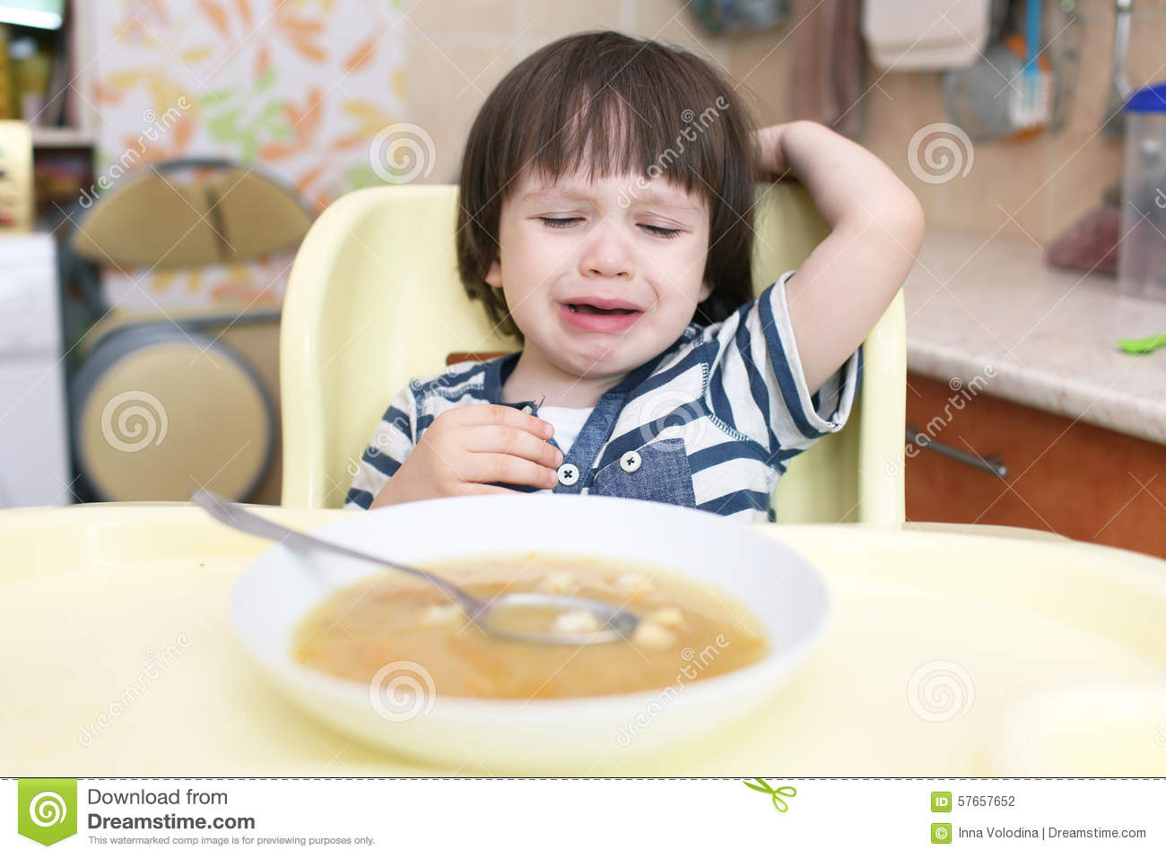 People Dont Eat The Food In The Soup
