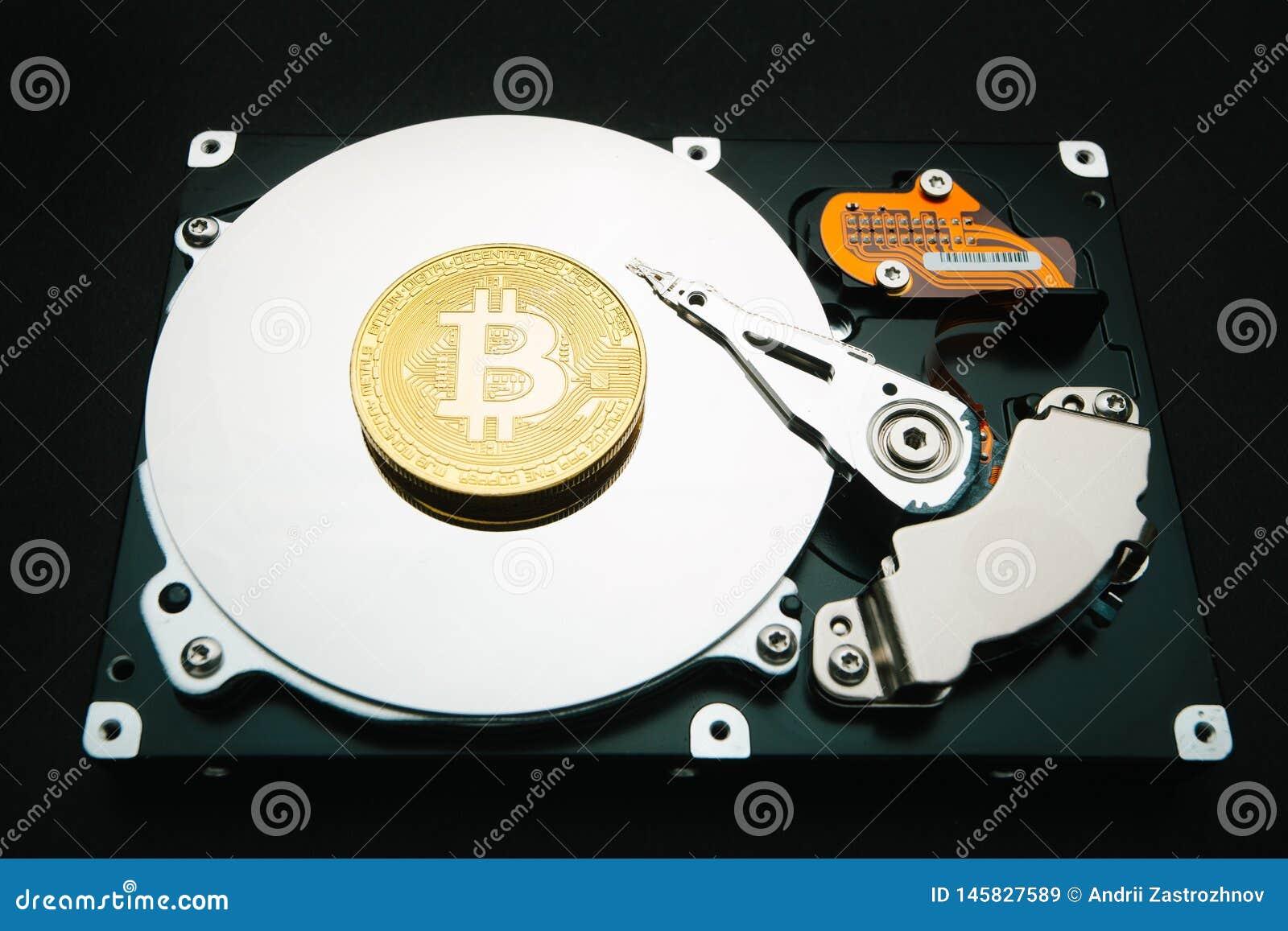 Crypto νόμισμα bitcoin ενάντια στην κίνηση σκληρών δίσκων