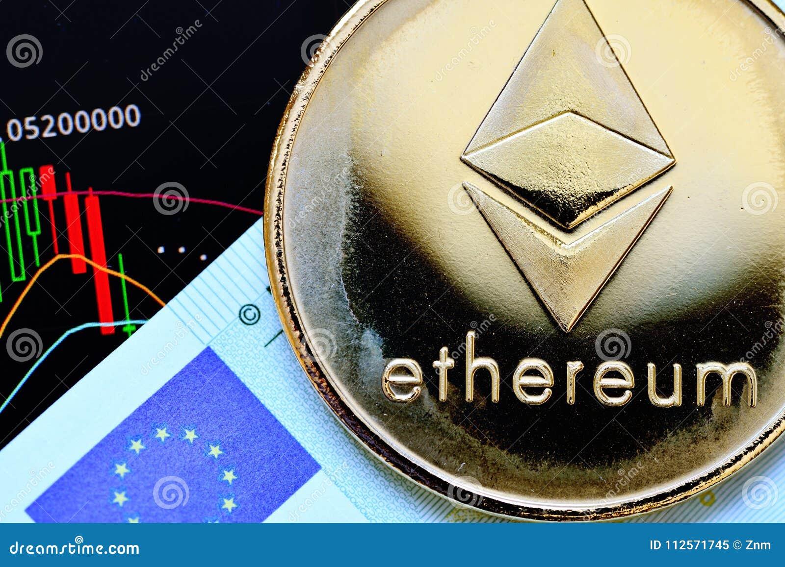ethereum euro kurs