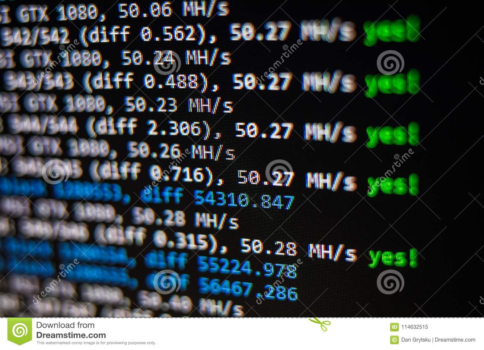 monitor bitcoin