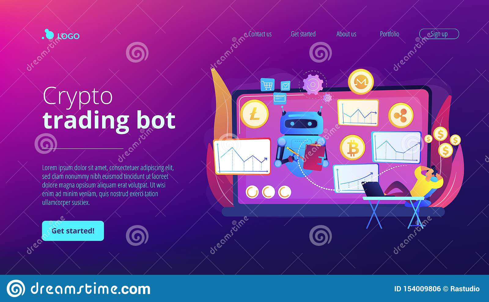 trading bot cryptocurrency free