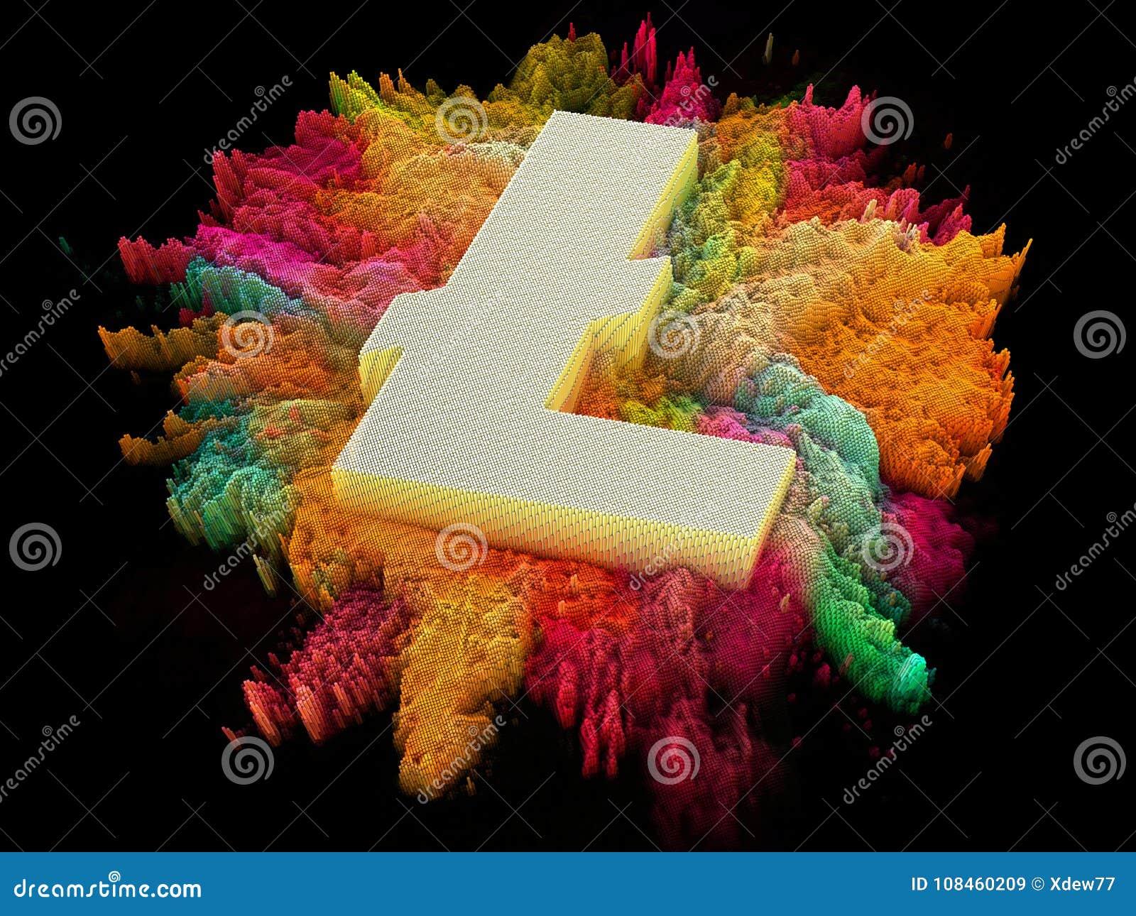 Crypto valutaLitecoin symbol