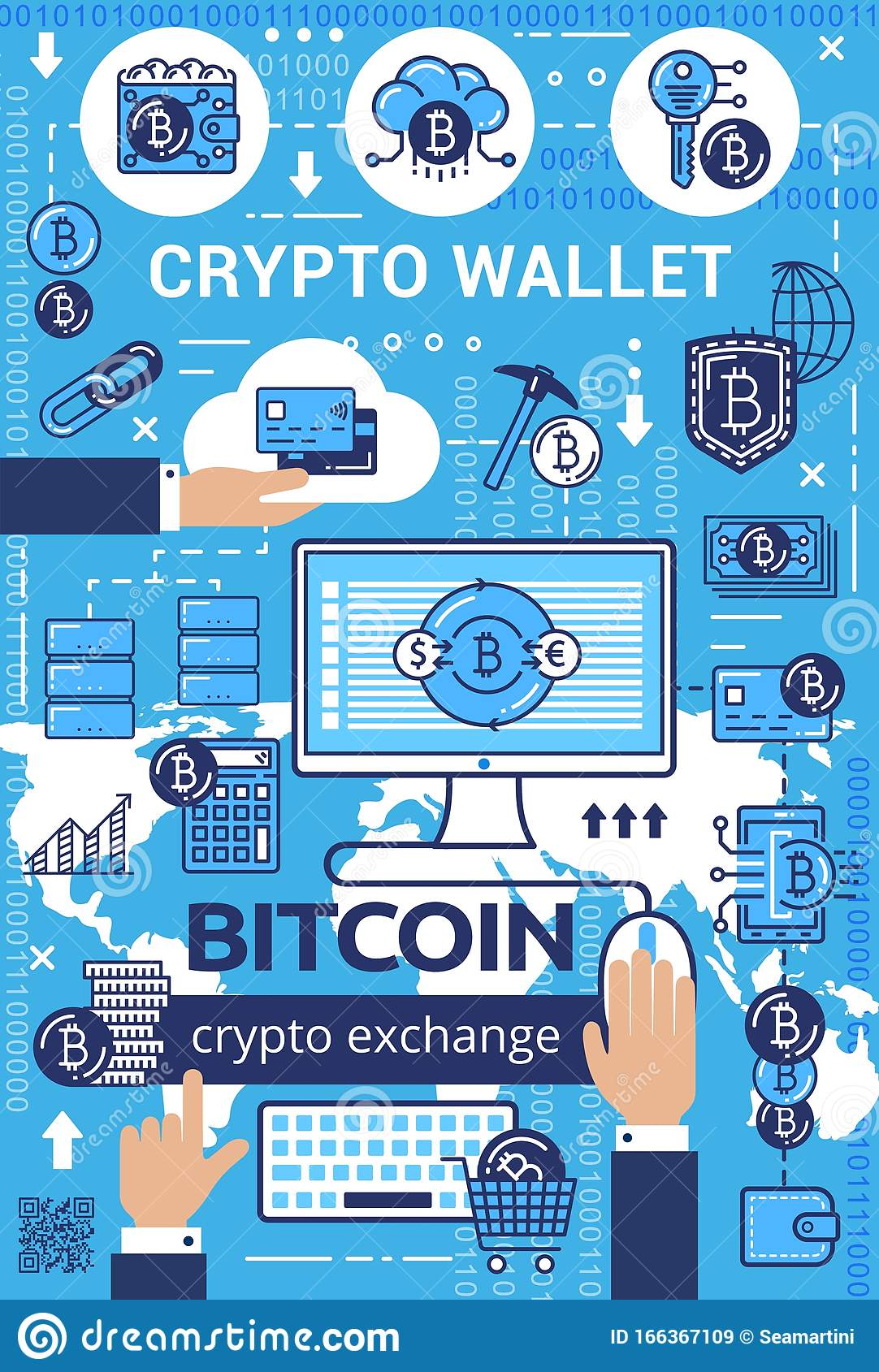 cryptocurrency exchange digital wallet