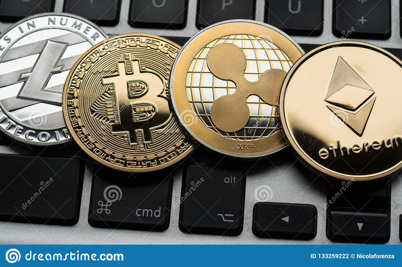 should i invest in bitcoin litecoin or ethereum
