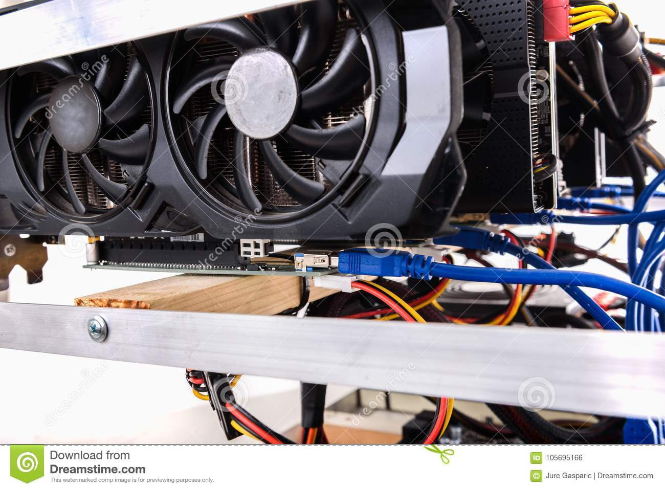 cryptocurrency mining without graphics card