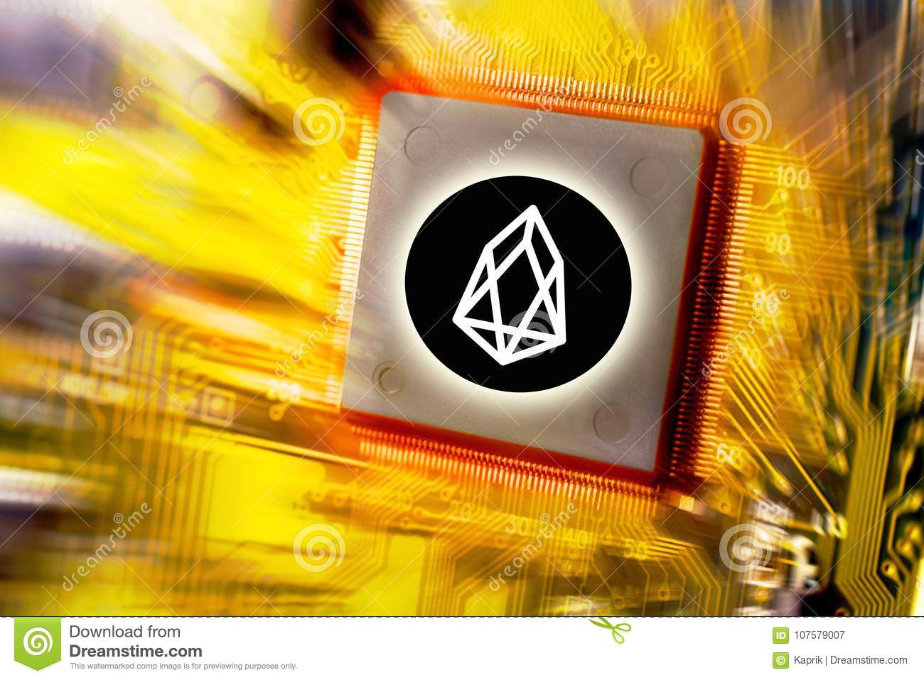 eos cryptocurrency mining