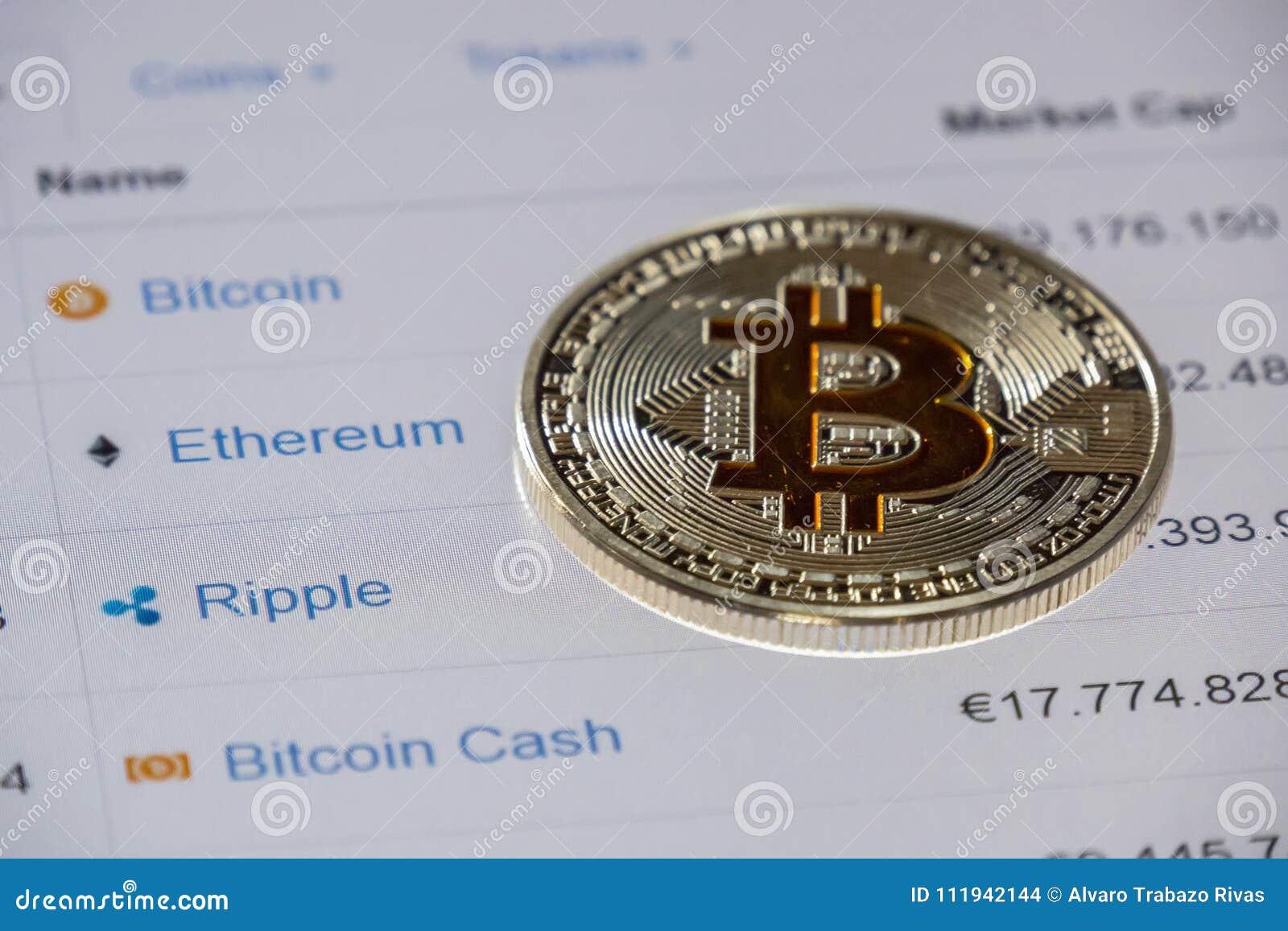 stocks market cap vs cryptocurrency
