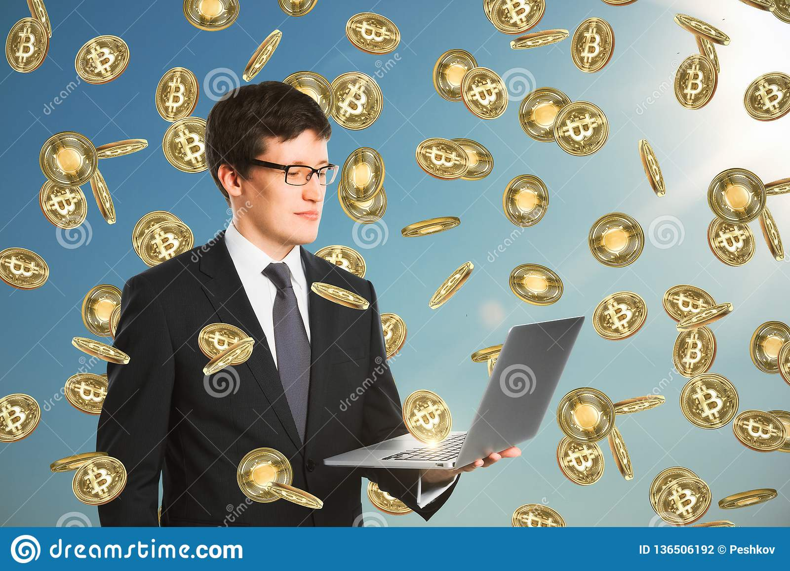 Cryptocurrency e concetto di finanza