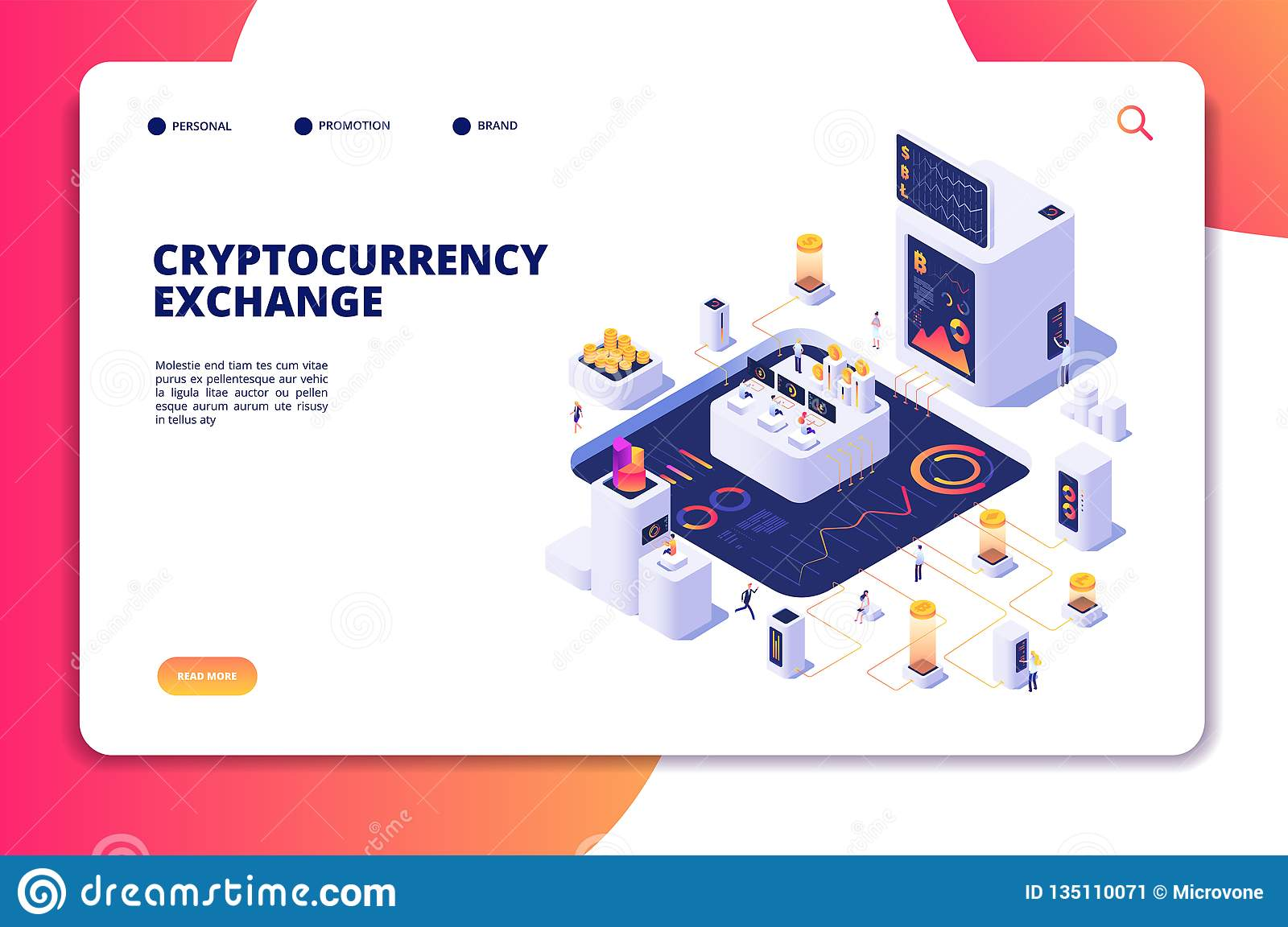 cryptocurrency exchange corporate account