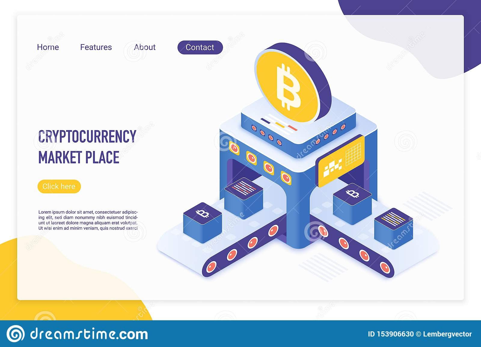online cryptocurrency market