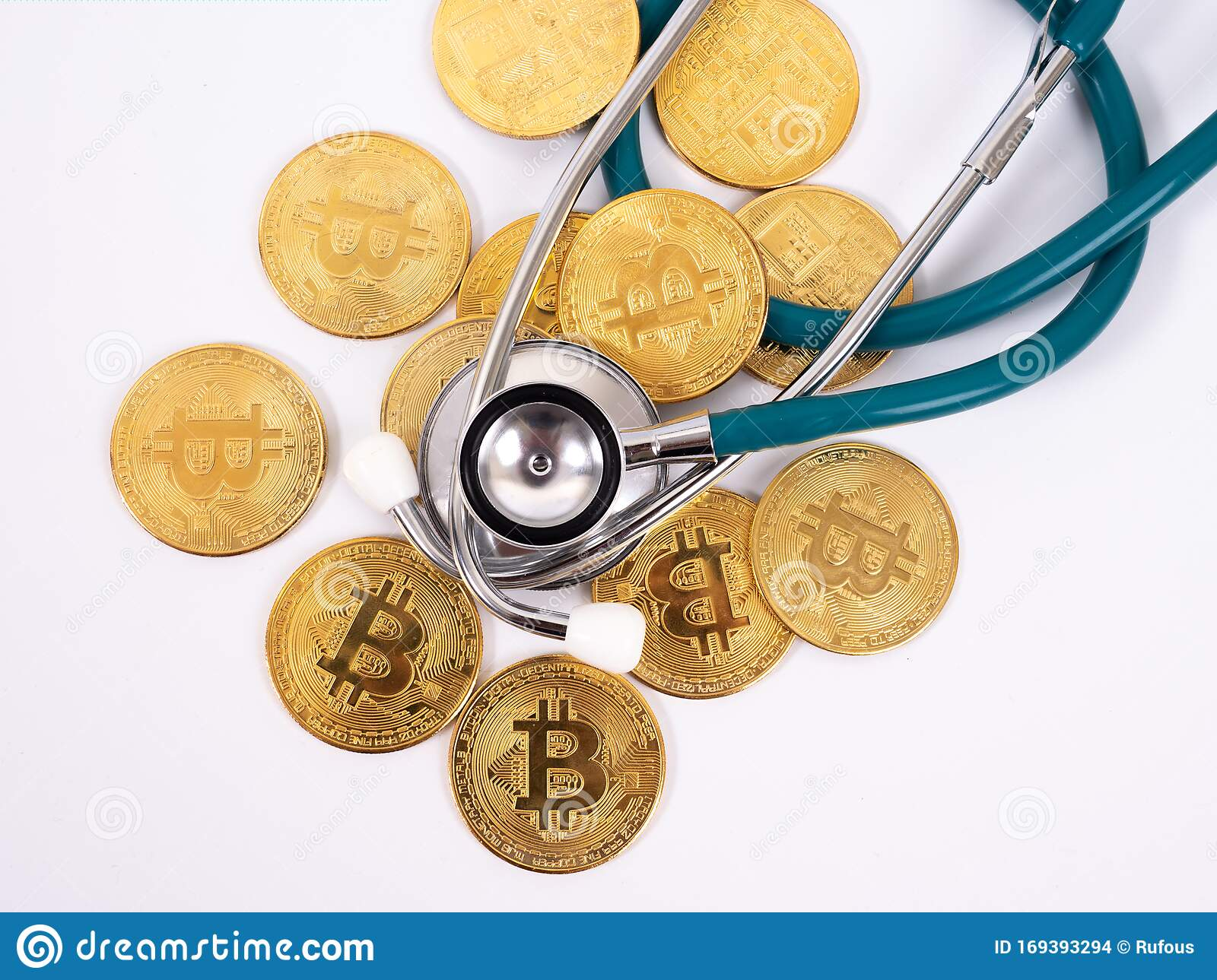 cryptocurrency for medical