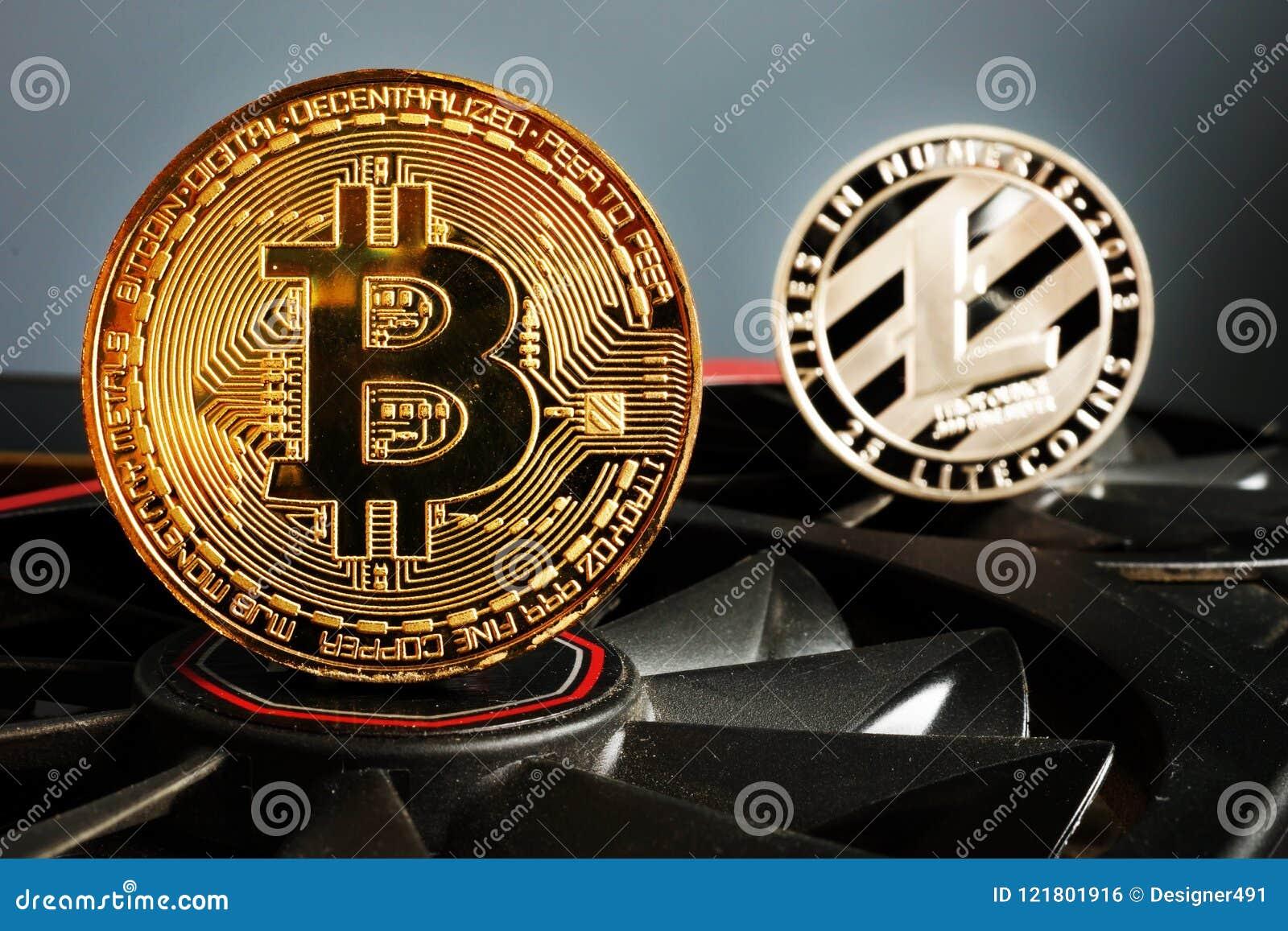 bitcoin a litecoin