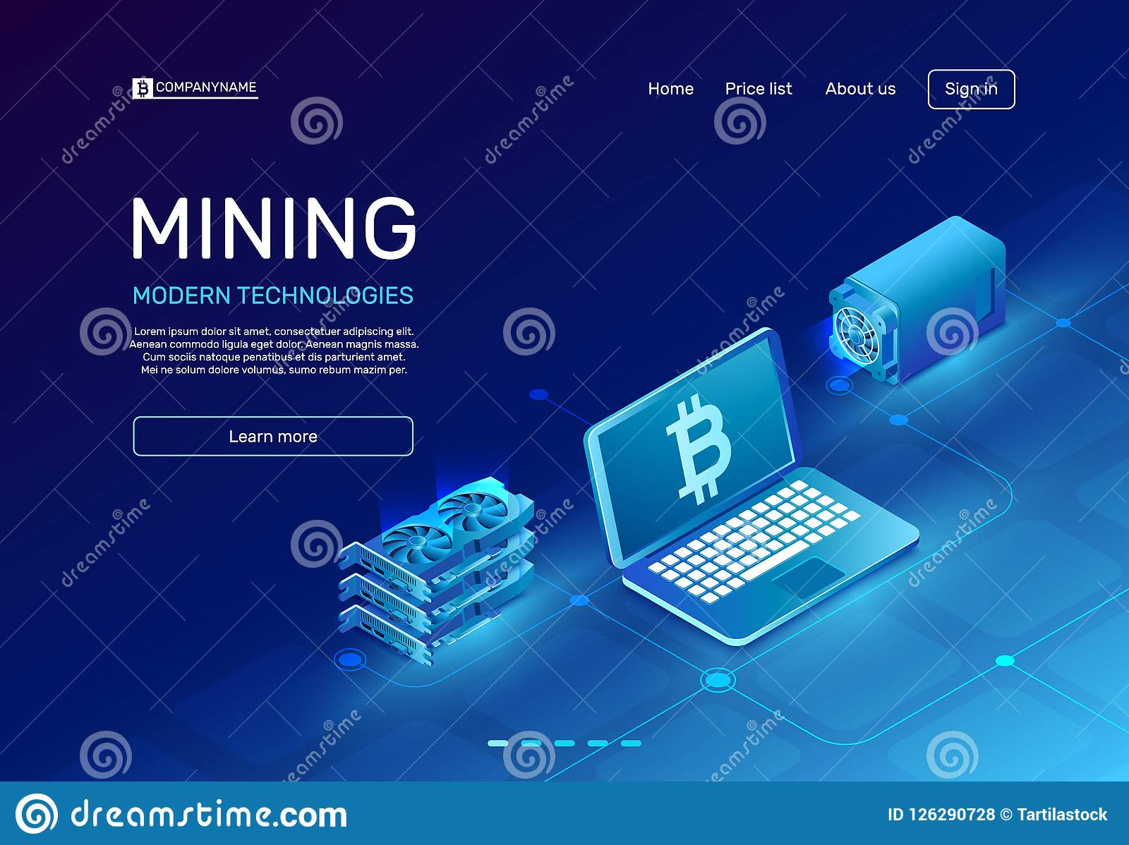 cryptocurrency mining system