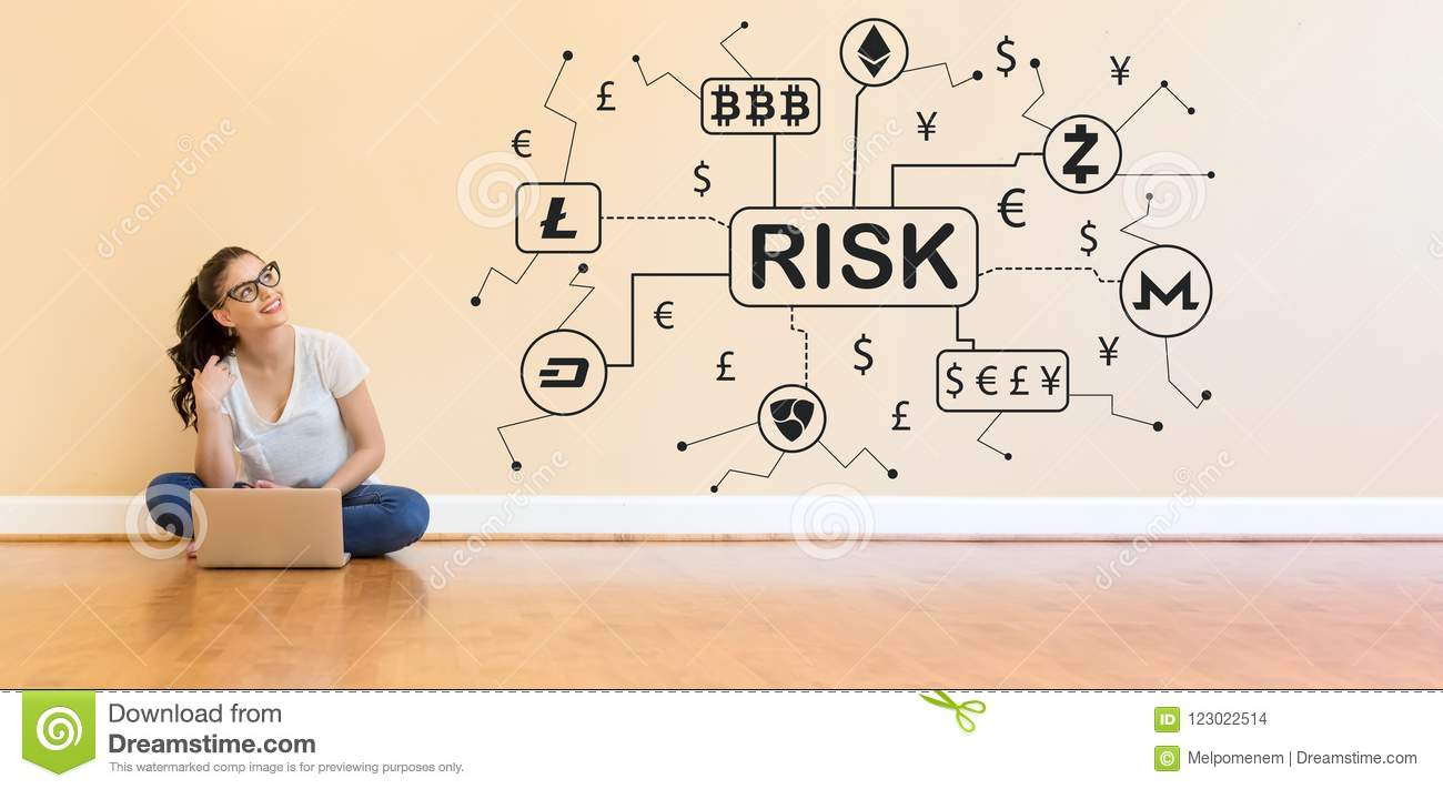 risks of using cryptocurrency